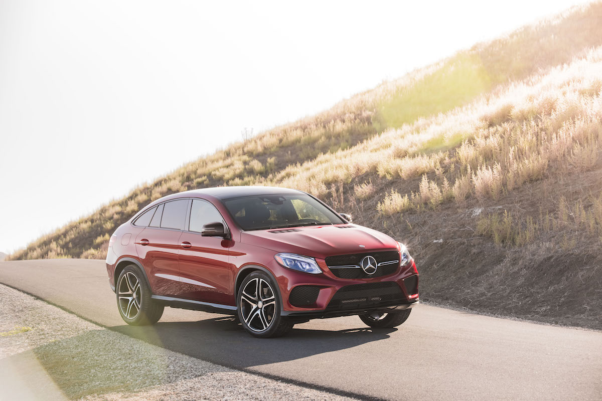 2016 mercedes benz gle class quality review the car connection. Black Bedroom Furniture Sets. Home Design Ideas