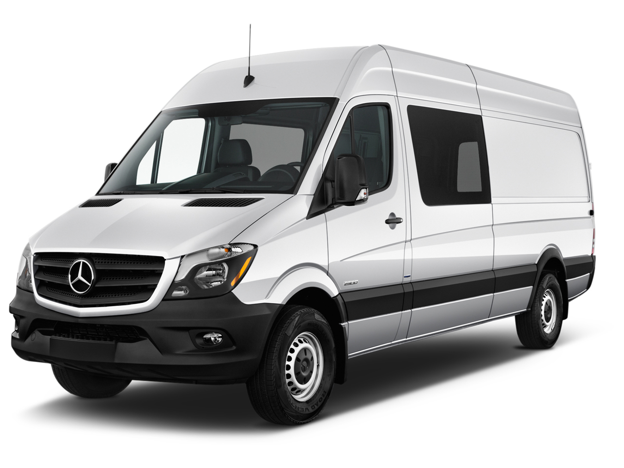 2016 mercedes benz sprinter crew vans review ratings for Mercedes benz sprinter luxury van price