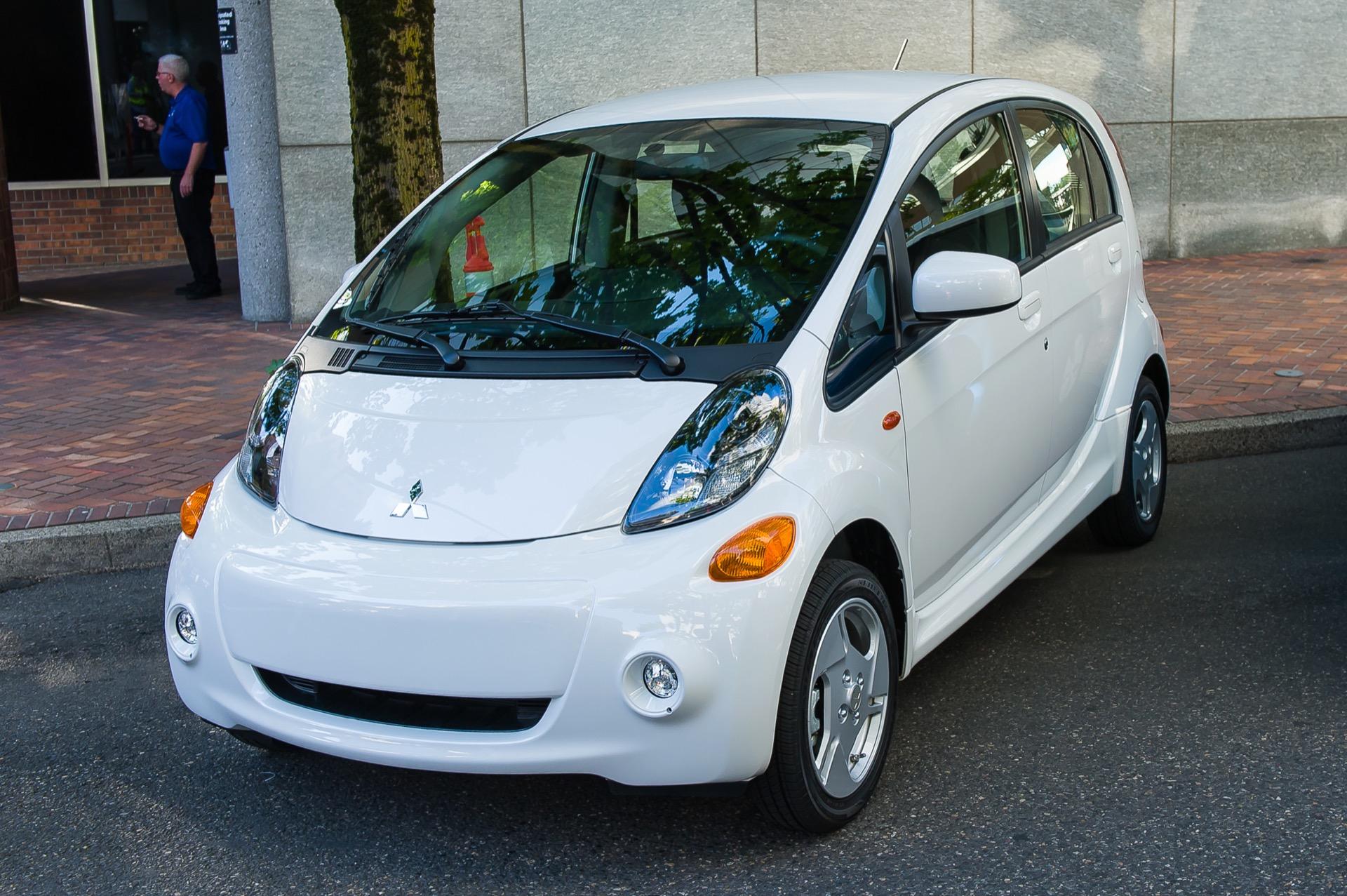 Mitsubishi i News : Breaking News, Photos, & Videos - Green Car