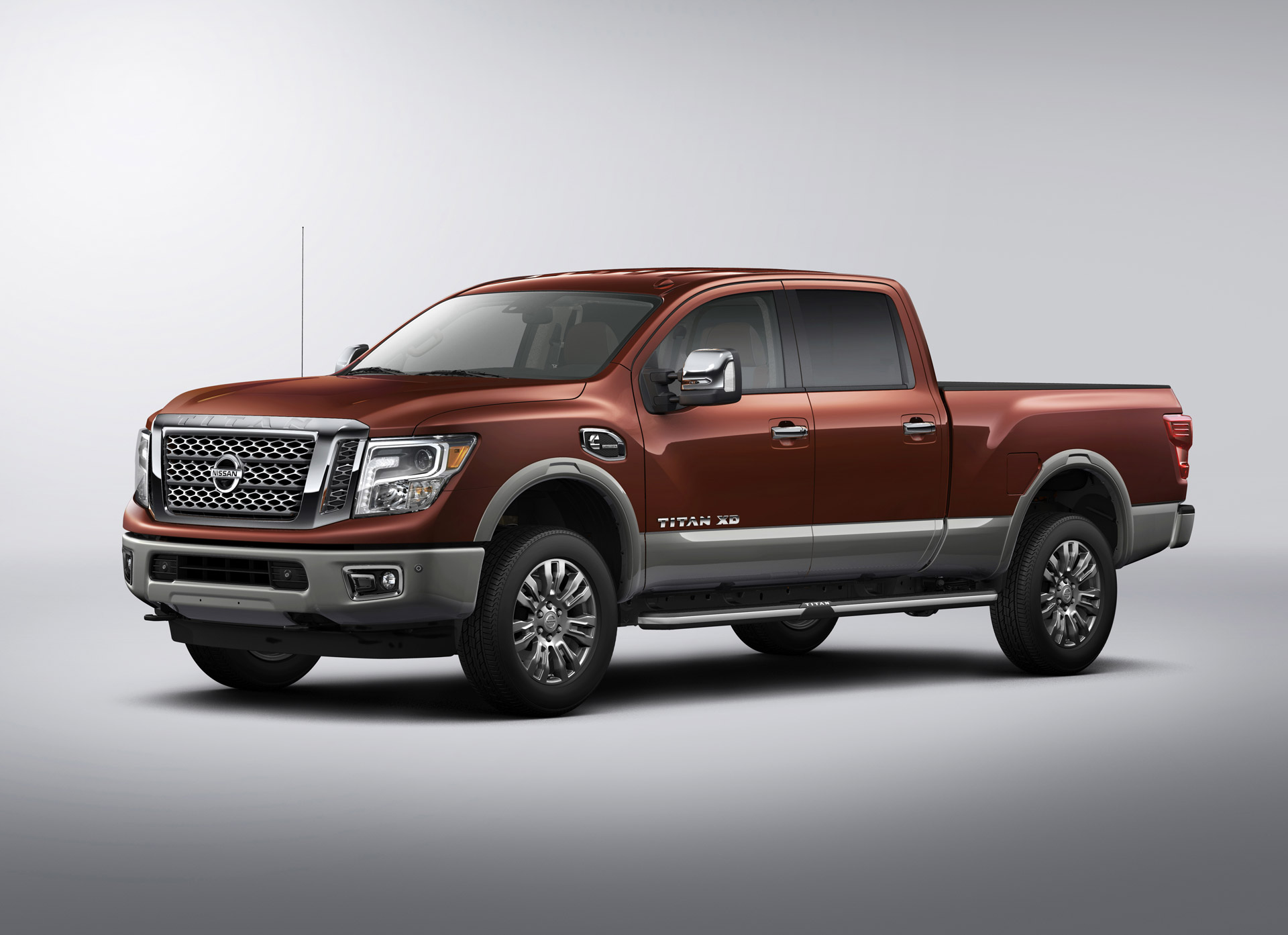 2016 nissan titan review ratings specs prices and photos the car connection. Black Bedroom Furniture Sets. Home Design Ideas