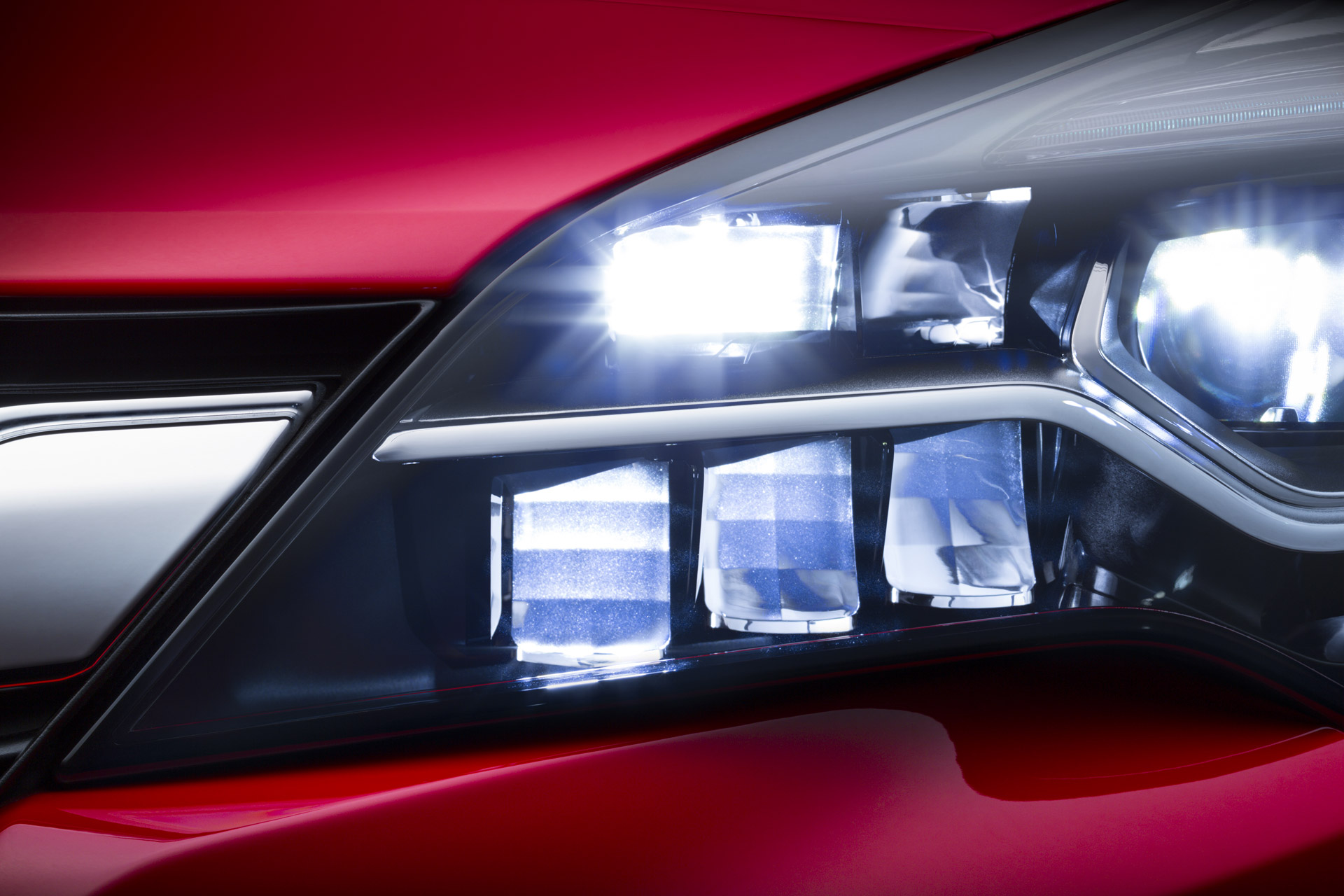 New Opel Astra To Feature Matrix Led Headlights