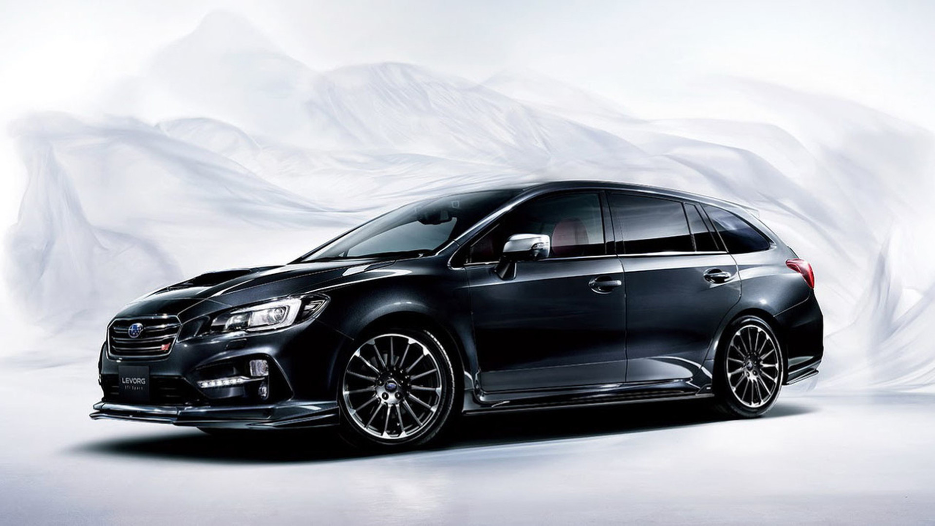 Hyundai Rm16 >> Subaru Levorg Sti Sport Wagon Review Specs Engine Price ...