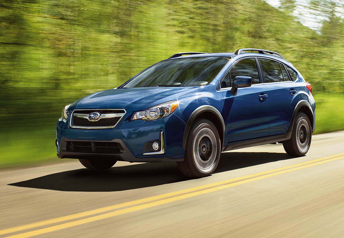 2016 Subaru Xv Crosstrek Gas Mileage The Car Connection