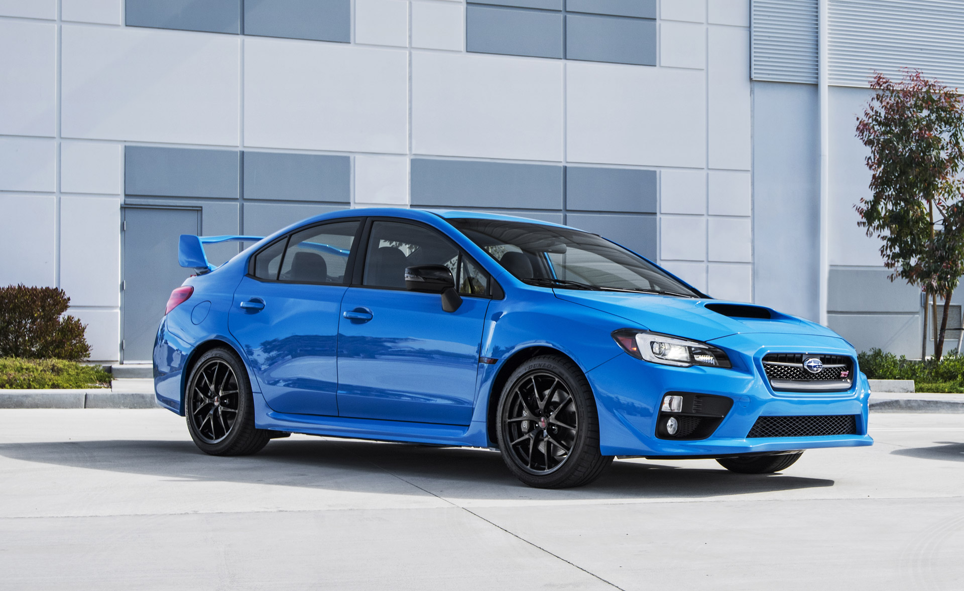 2016 subaru brz and wrx sti get series hyperblue special editions. Black Bedroom Furniture Sets. Home Design Ideas
