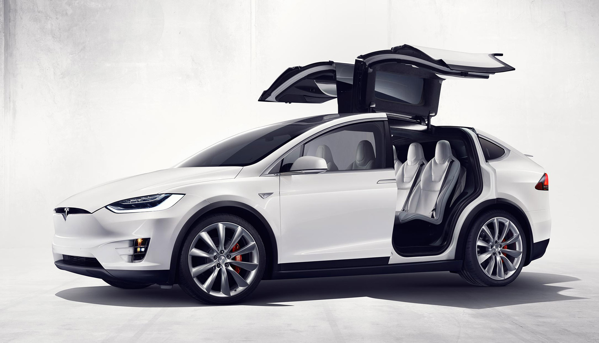 2016 Tesla Model X Priced From $81,200; All Versions Can Be ...