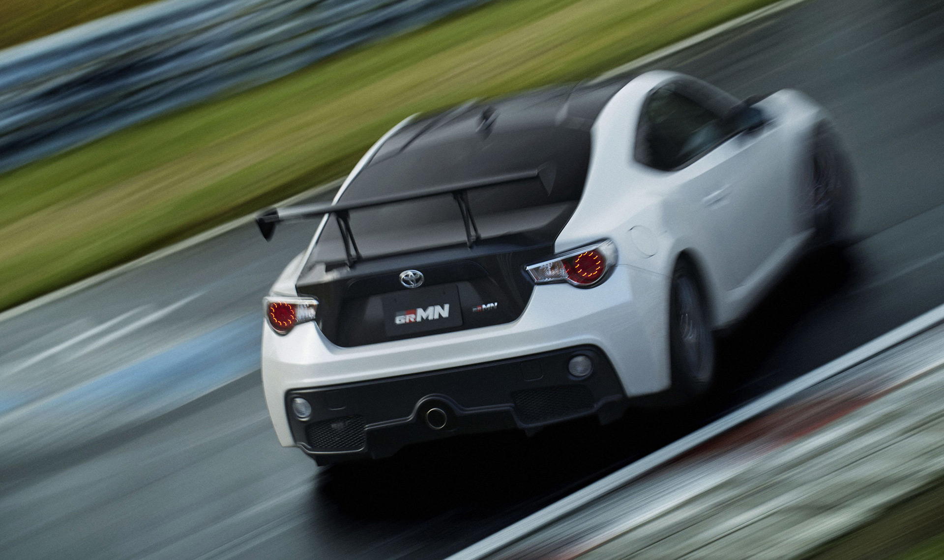 Toyota GT 86 GRMN Special Edition Set For 2016 Tokyo Auto