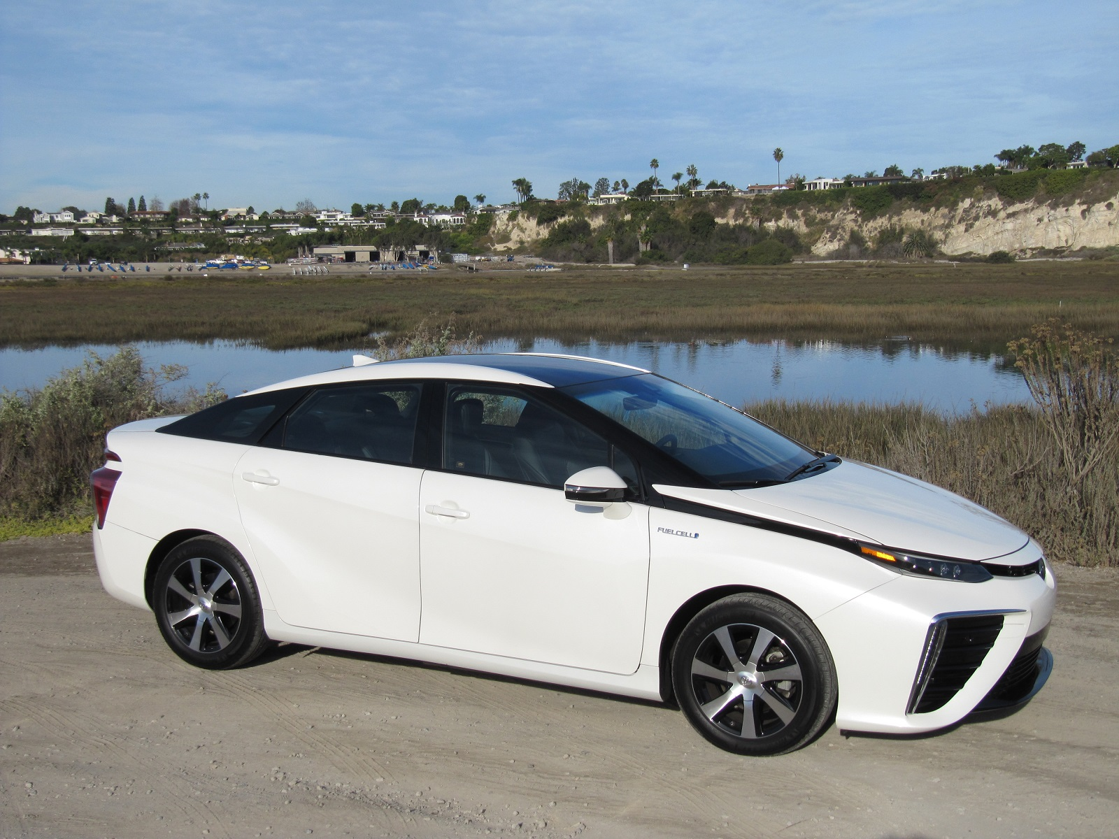 Toyota To Build Mirai Fuel Cell Vehicle At Former Lexus