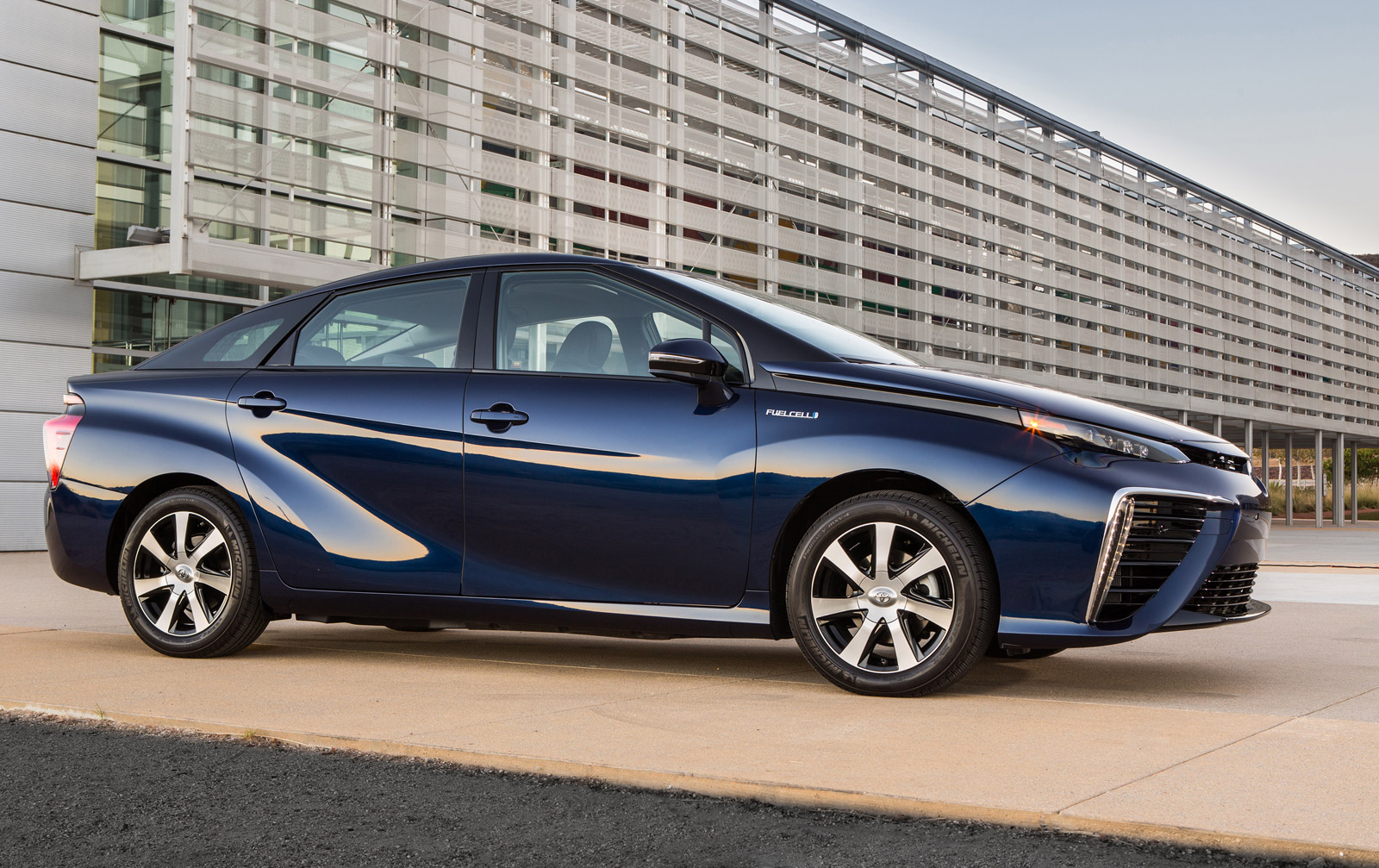 2016 toyota mirai priced at 57 500 with 499 monthly lease