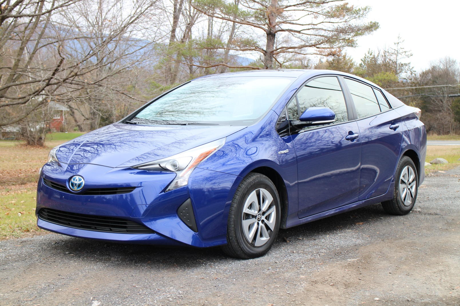 2016 Toyota Prius Gas Mileage Review Of 50 Mpg Plus Hybrid