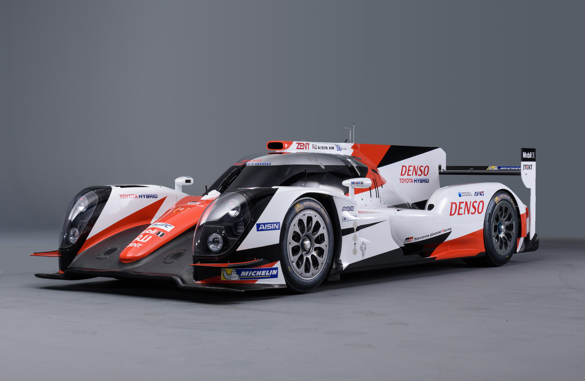Toyota Reveals Ts050 For 2016 Wec Adds Kobayashi To