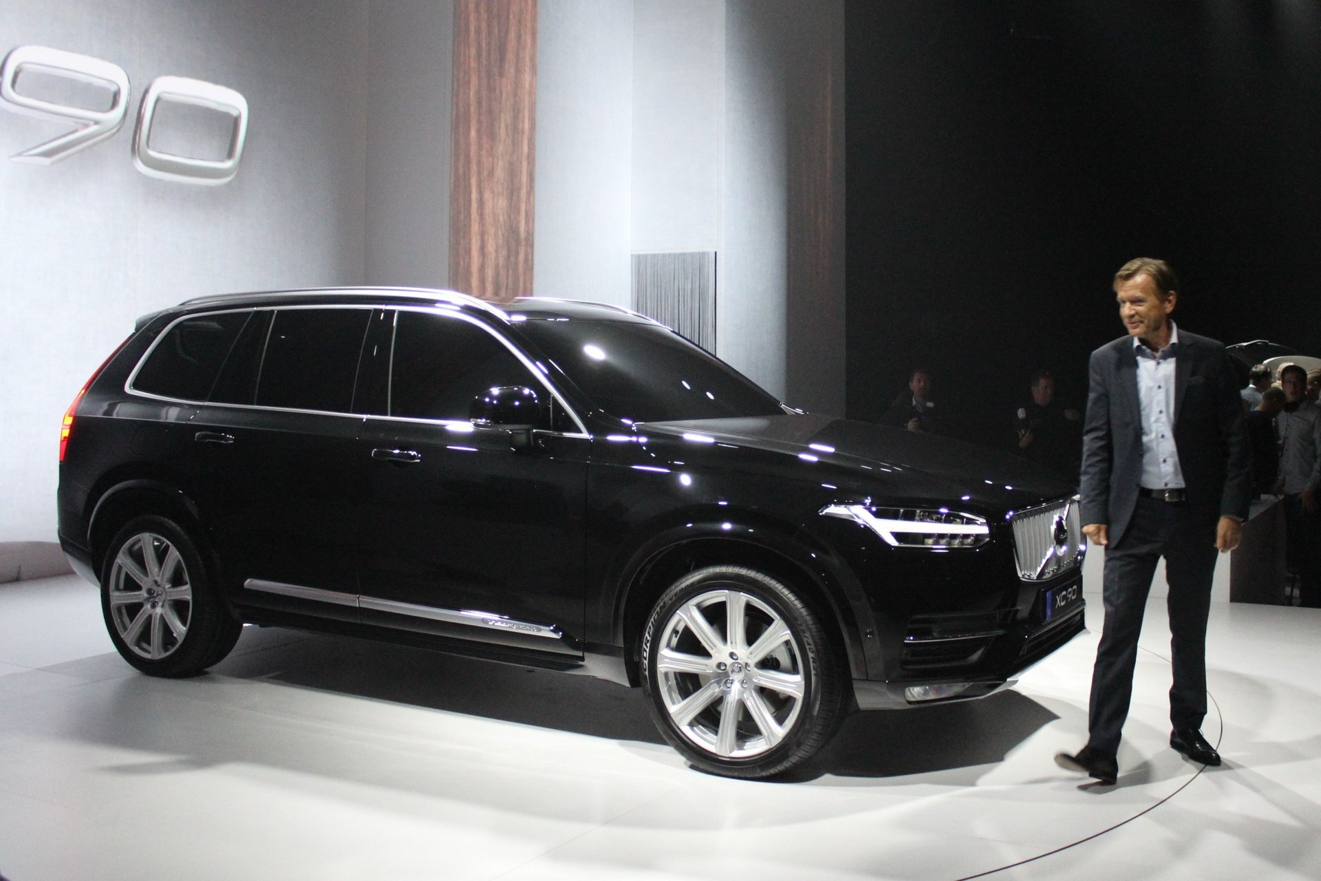 2016 Volvo XC90 Preview: Full Details, First Photos & Video