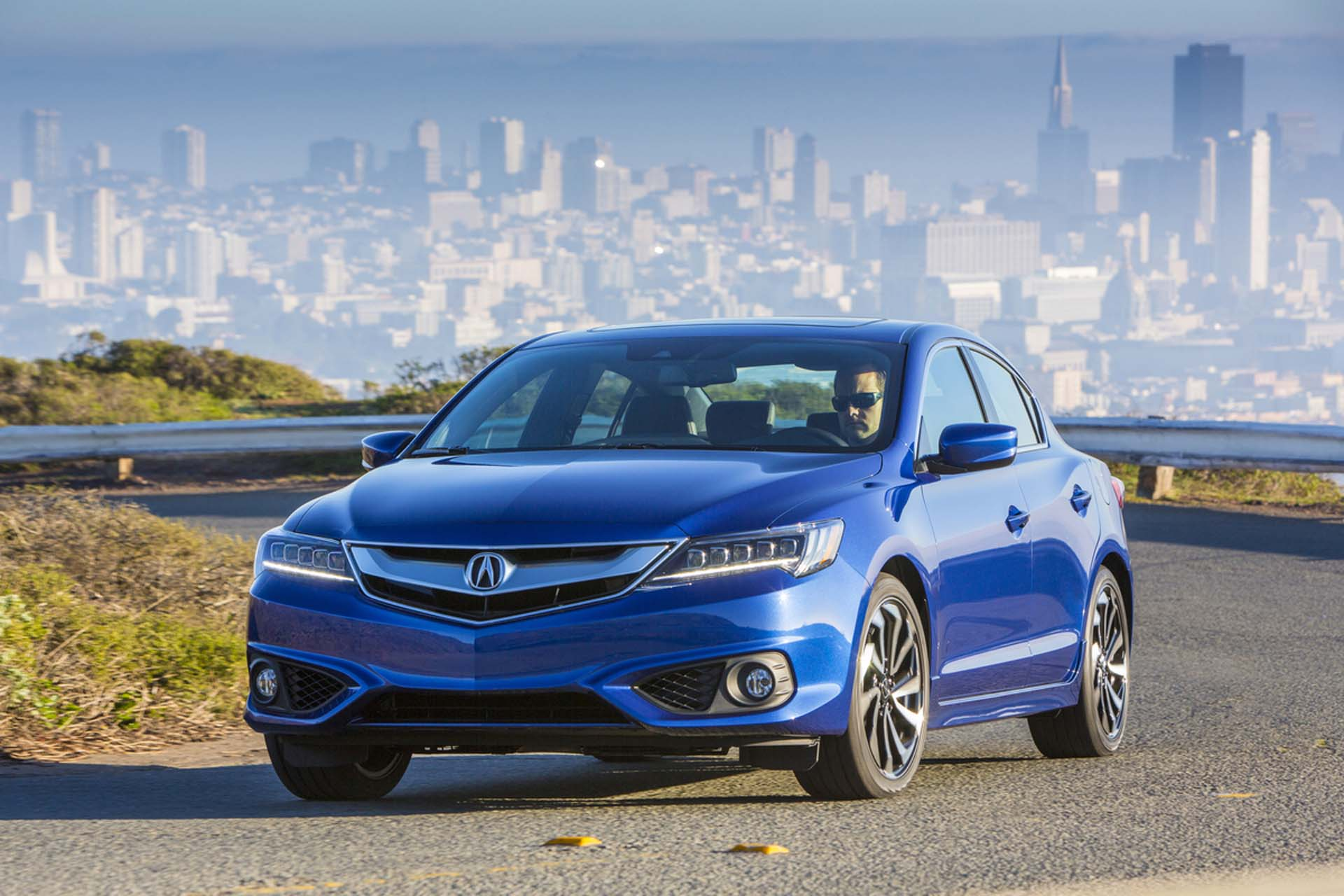 2017 acura ilx review ratings specs prices and photos the car connection. Black Bedroom Furniture Sets. Home Design Ideas