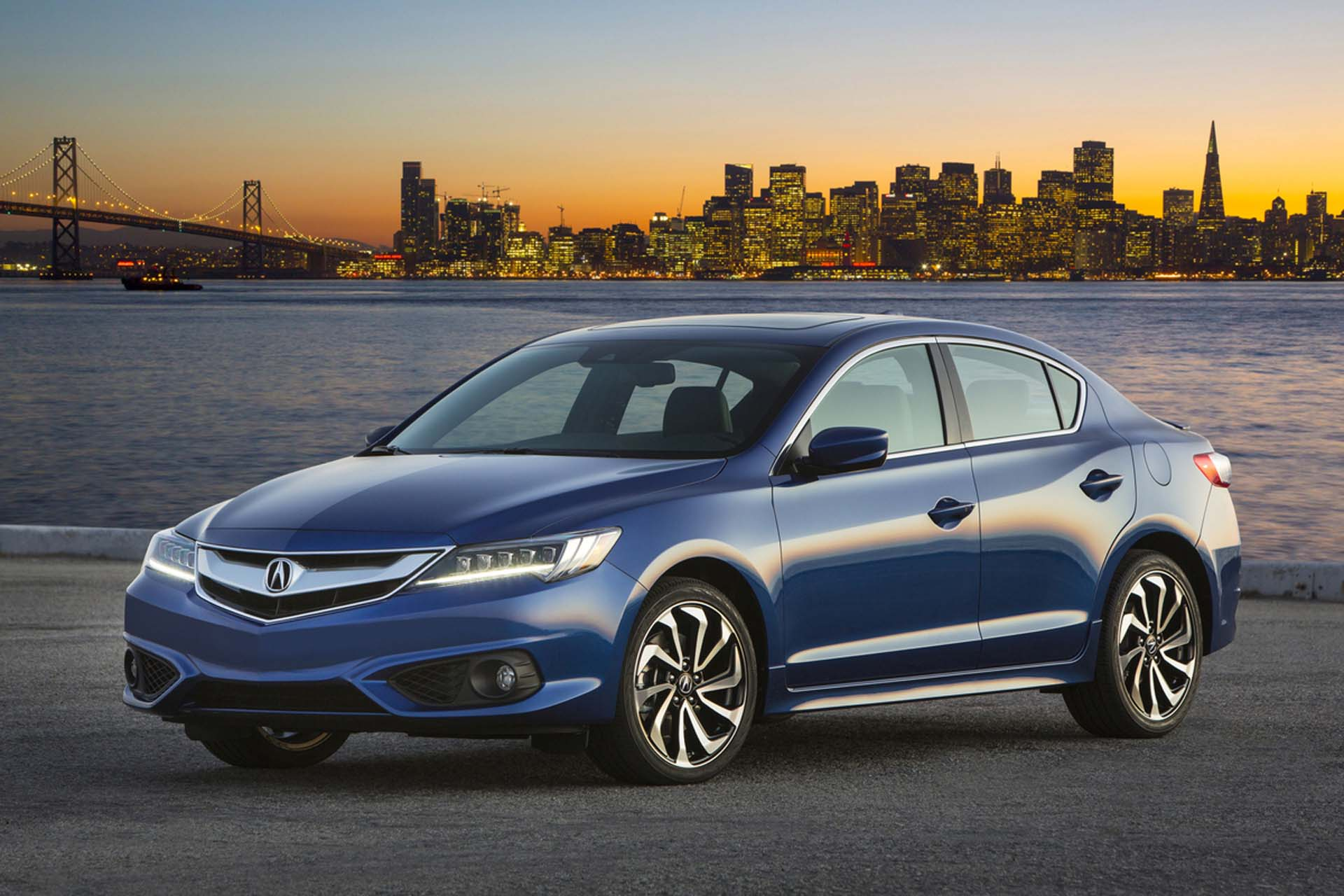 2017 acura ilx styling review the car connection. Black Bedroom Furniture Sets. Home Design Ideas