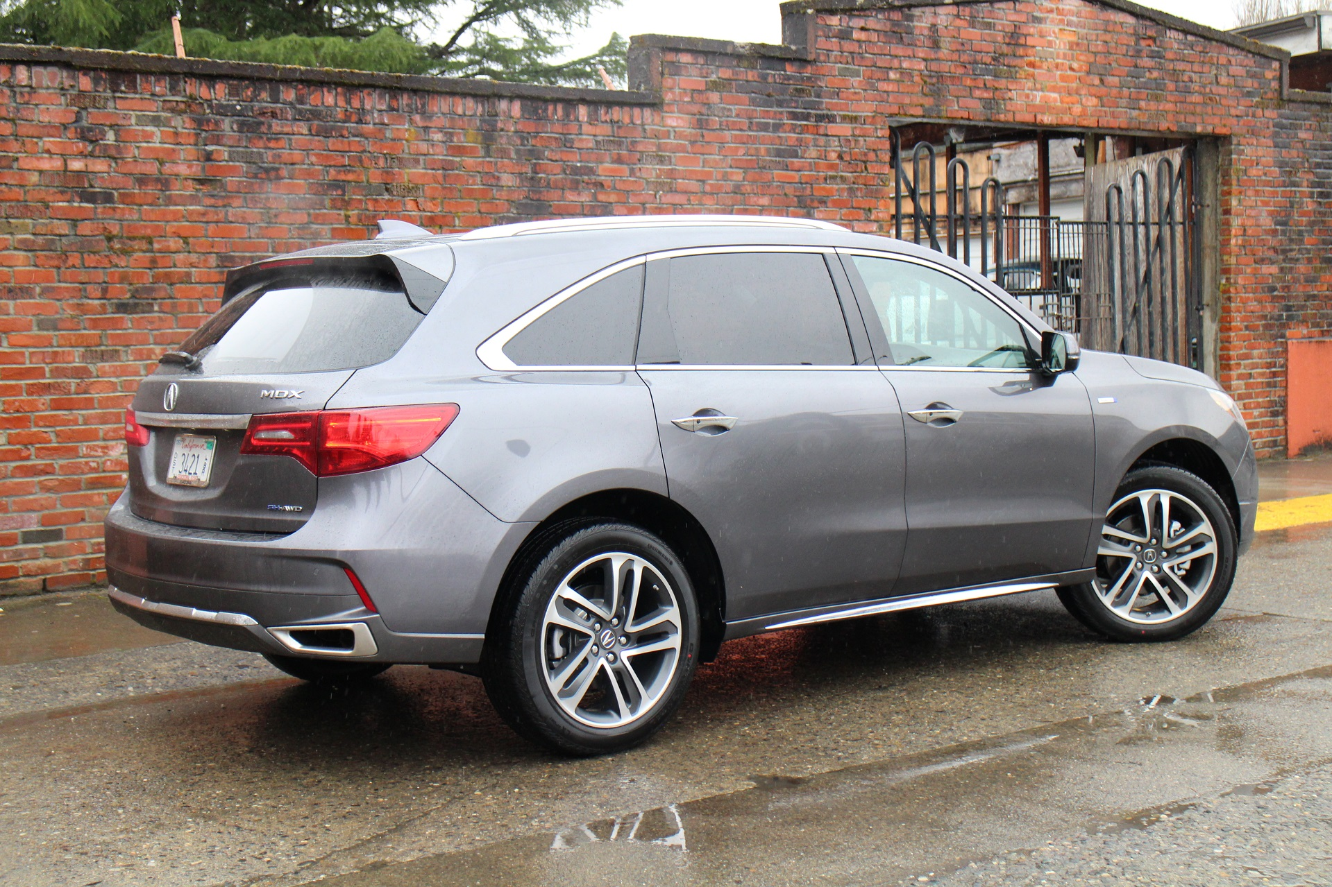 acura mdx sport hybrid sh awd first drive review autozaurus. Black Bedroom Furniture Sets. Home Design Ideas