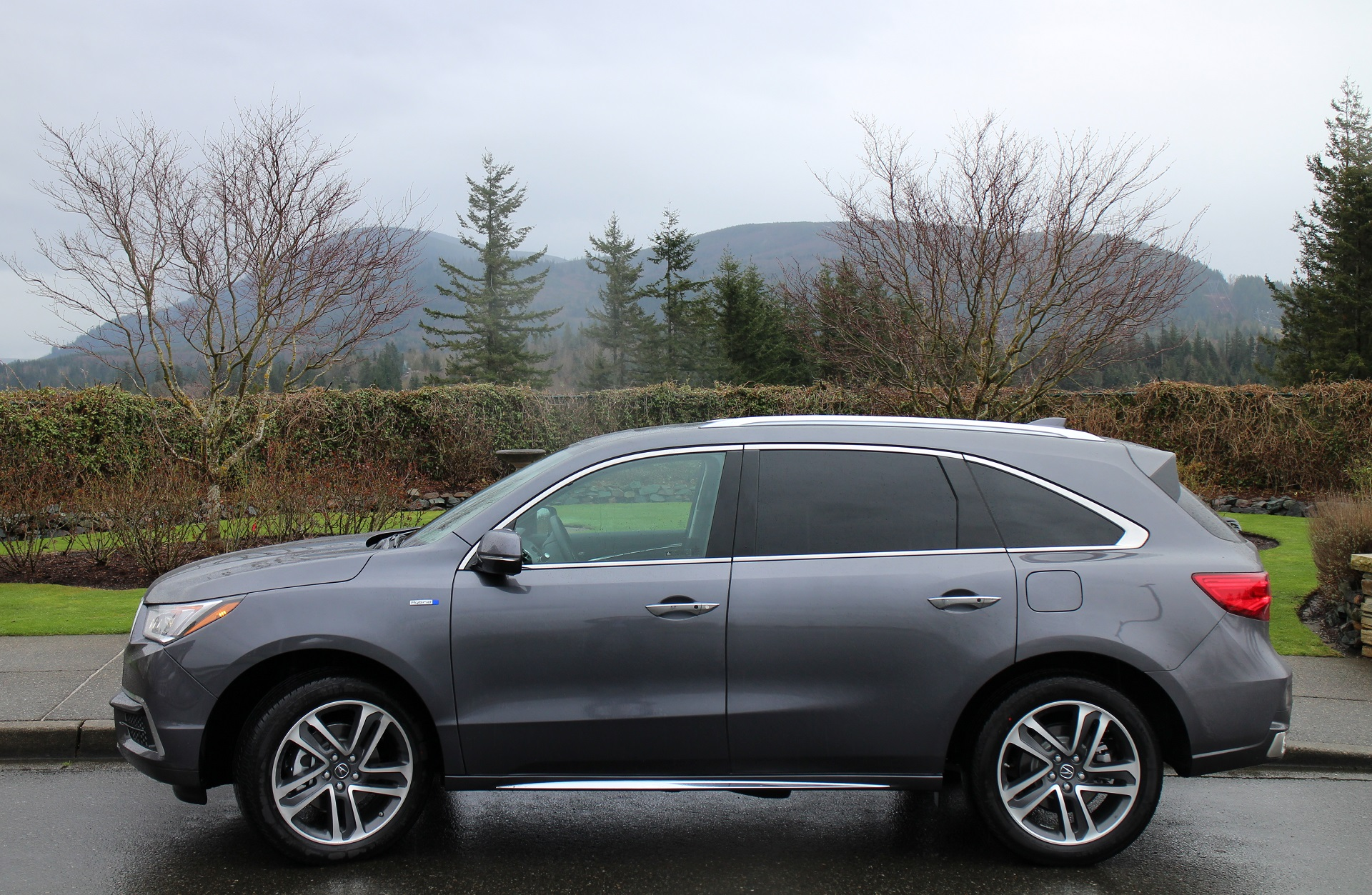 Used Luxury Cars Seattle >> 2017 Acura Mdx Sport Hybrid Sh Awd First Drive Review | Autos Post