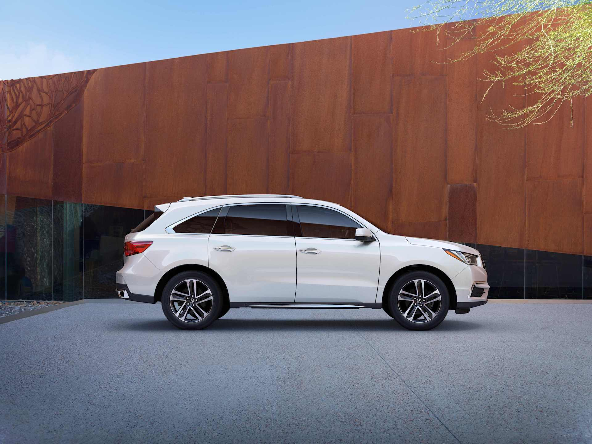 2017 acura mdx review ratings specs prices and photos. Black Bedroom Furniture Sets. Home Design Ideas