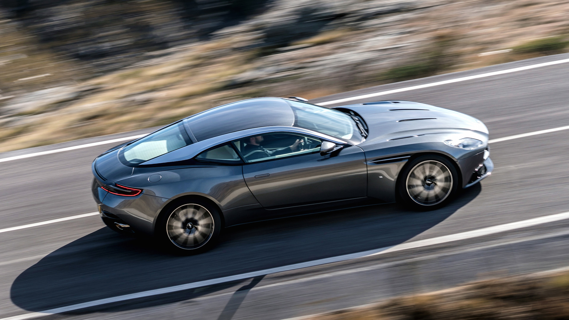 2017 Aston Martin Db11 Review Ratings Specs Prices And