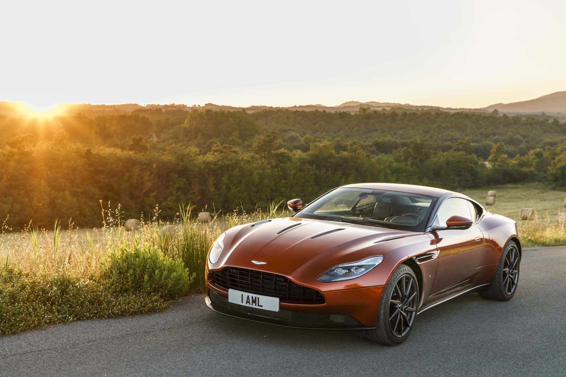 2017 aston martin db11 review ratings specs prices and photos the car connection. Black Bedroom Furniture Sets. Home Design Ideas