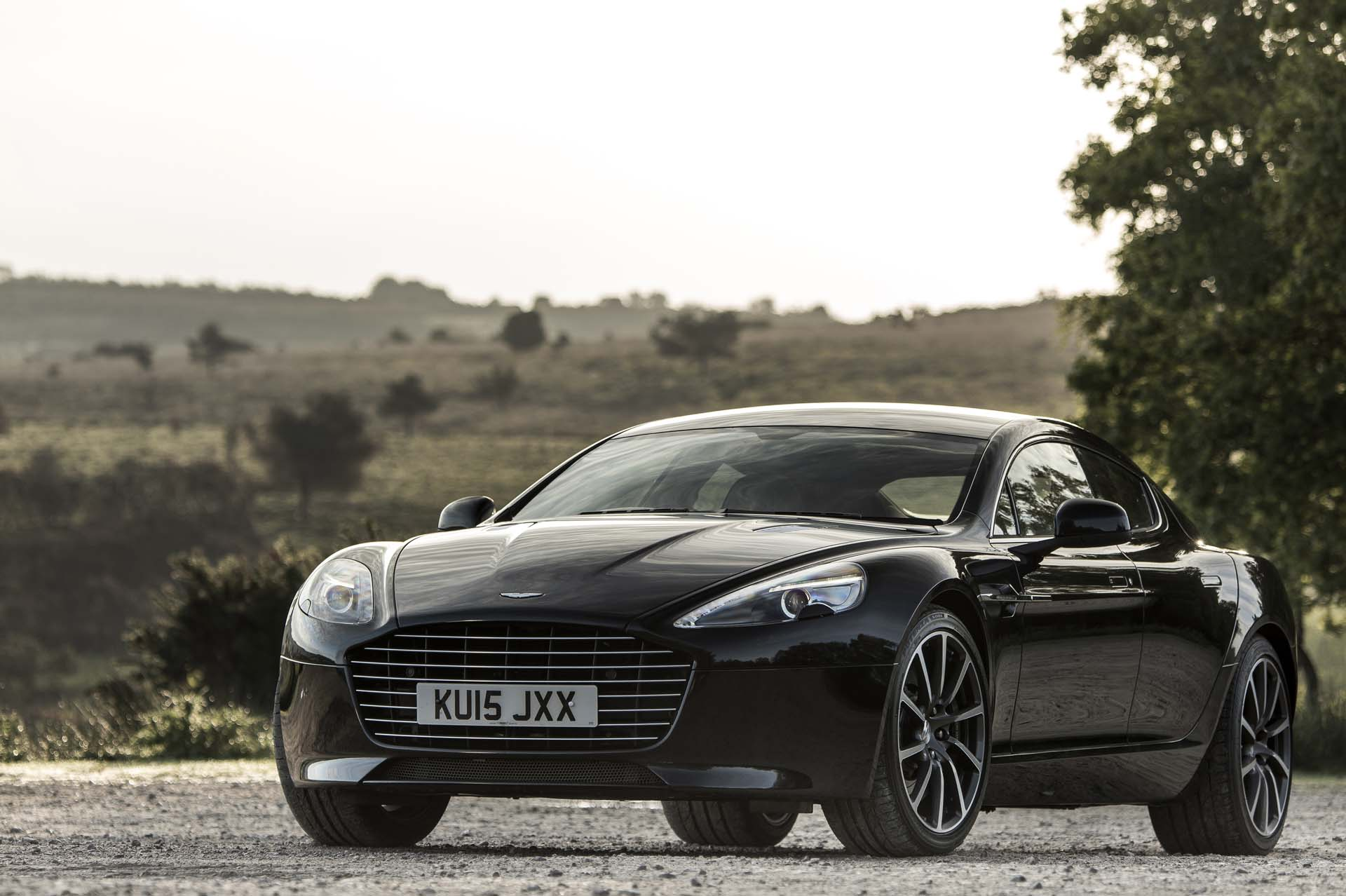 2017 Aston Martin Rapide S Review, Ratings, Specs, Prices