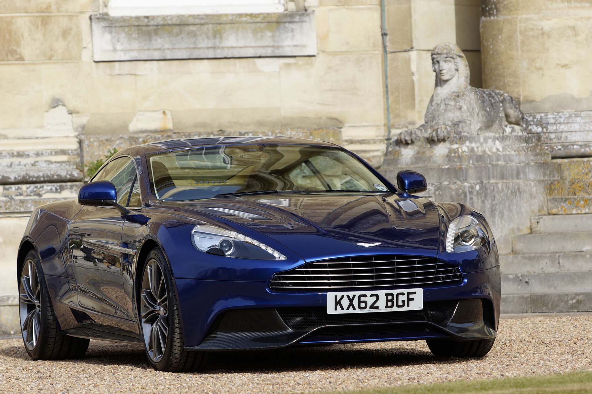 2017 aston martin vanquish review ratings specs prices and photos the car connection. Black Bedroom Furniture Sets. Home Design Ideas