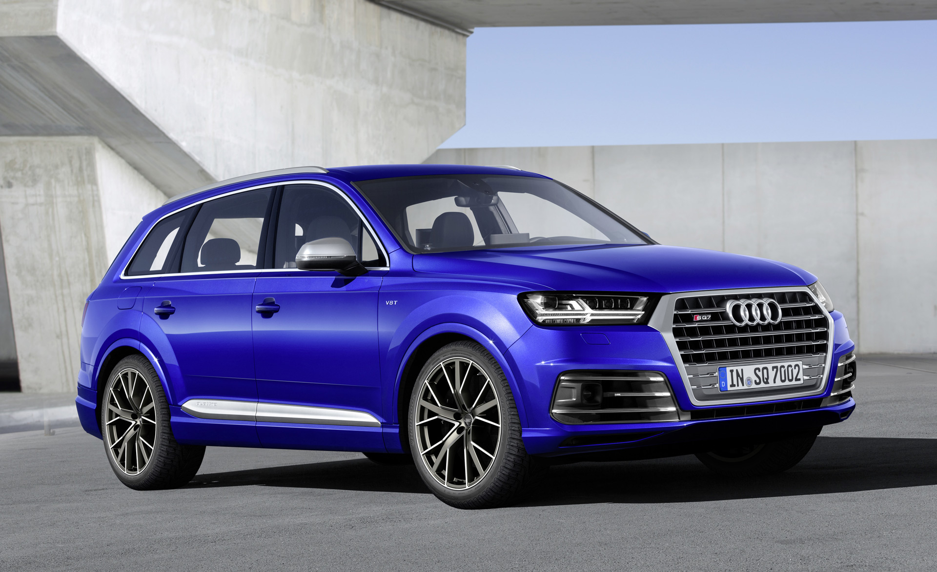 Audi Sq7 Tdi Debuts With Electric Compressor 663 Lb Ft Of