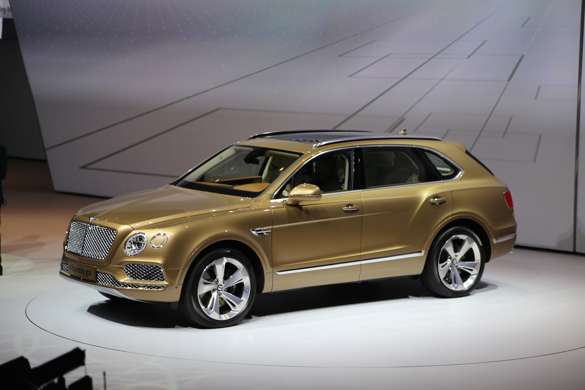2017 Bentley Bentayga Priced From 229100