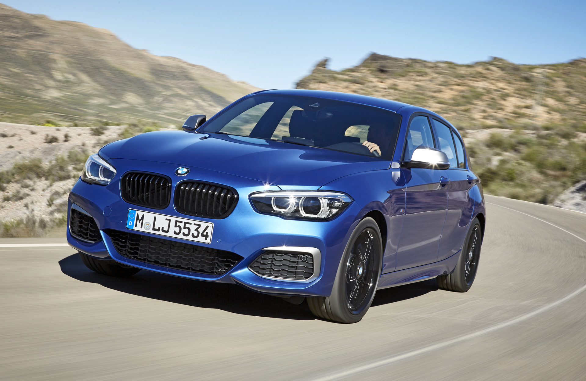 Bmw 1 Series Hatchback Gets Minor Updates Ahead Of