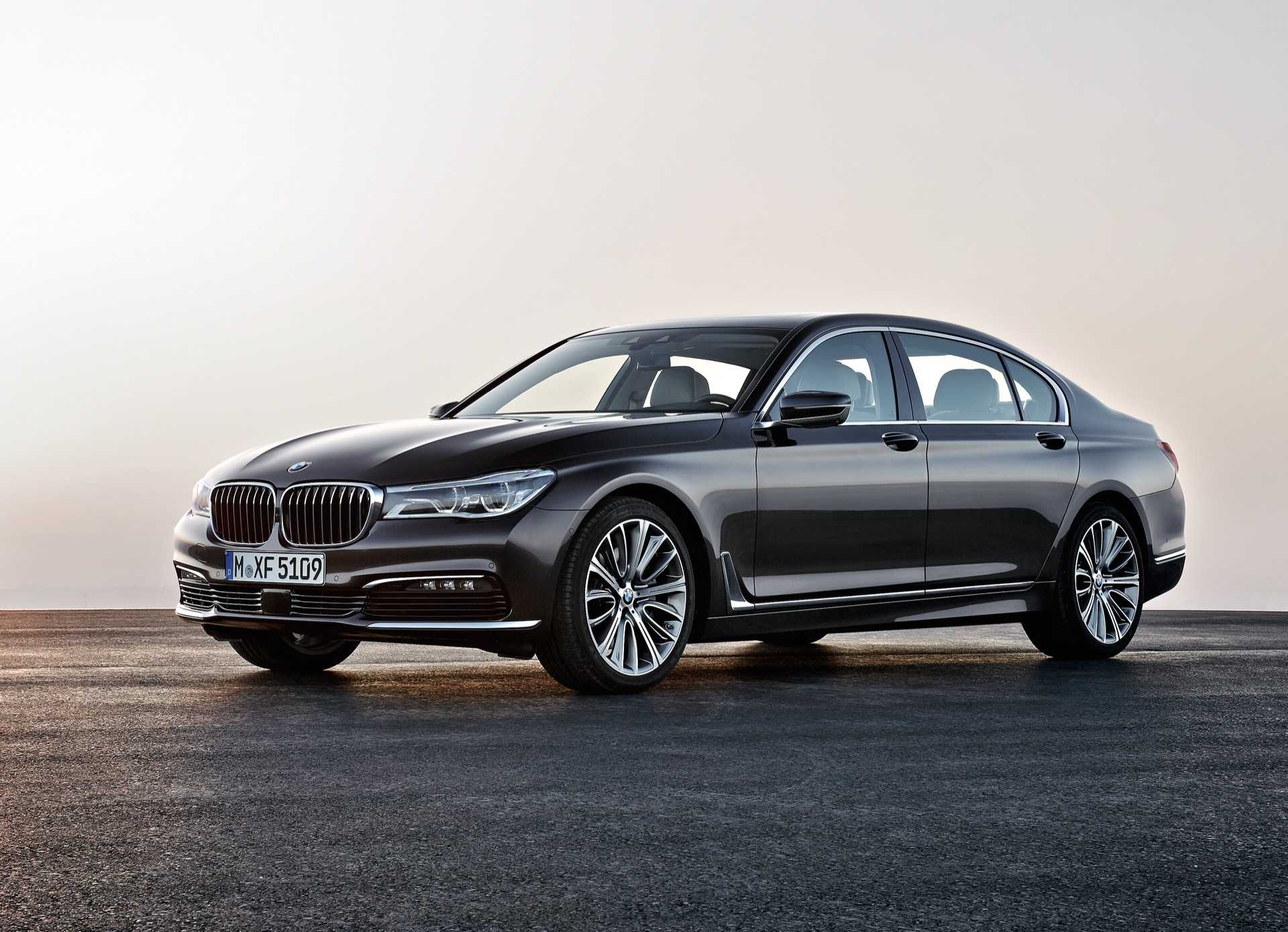 2017 bmw 7 series review ratings specs prices and photos the car connection. Black Bedroom Furniture Sets. Home Design Ideas