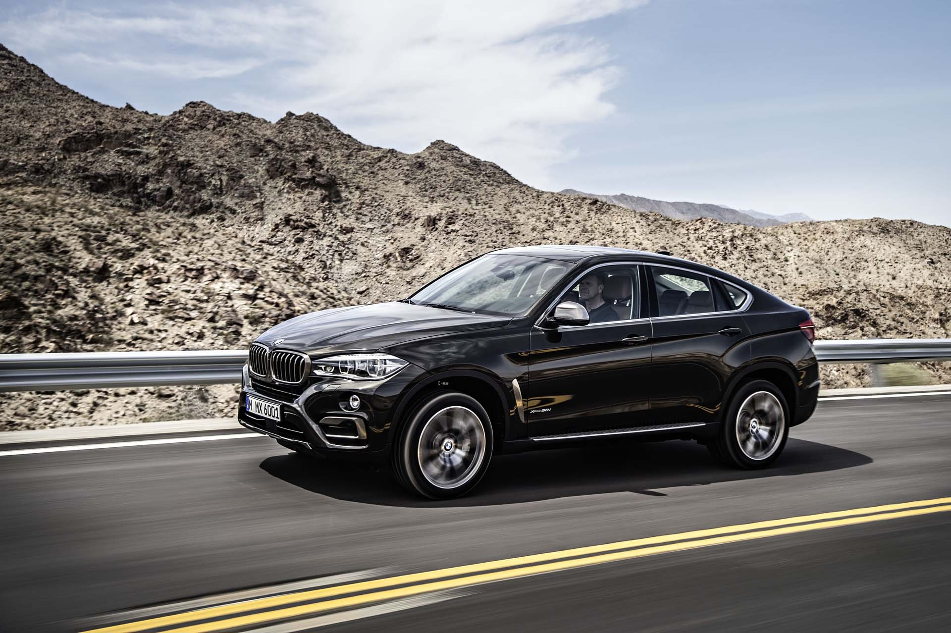 2017 Bmw X6 Review Ratings Specs Prices And Photos