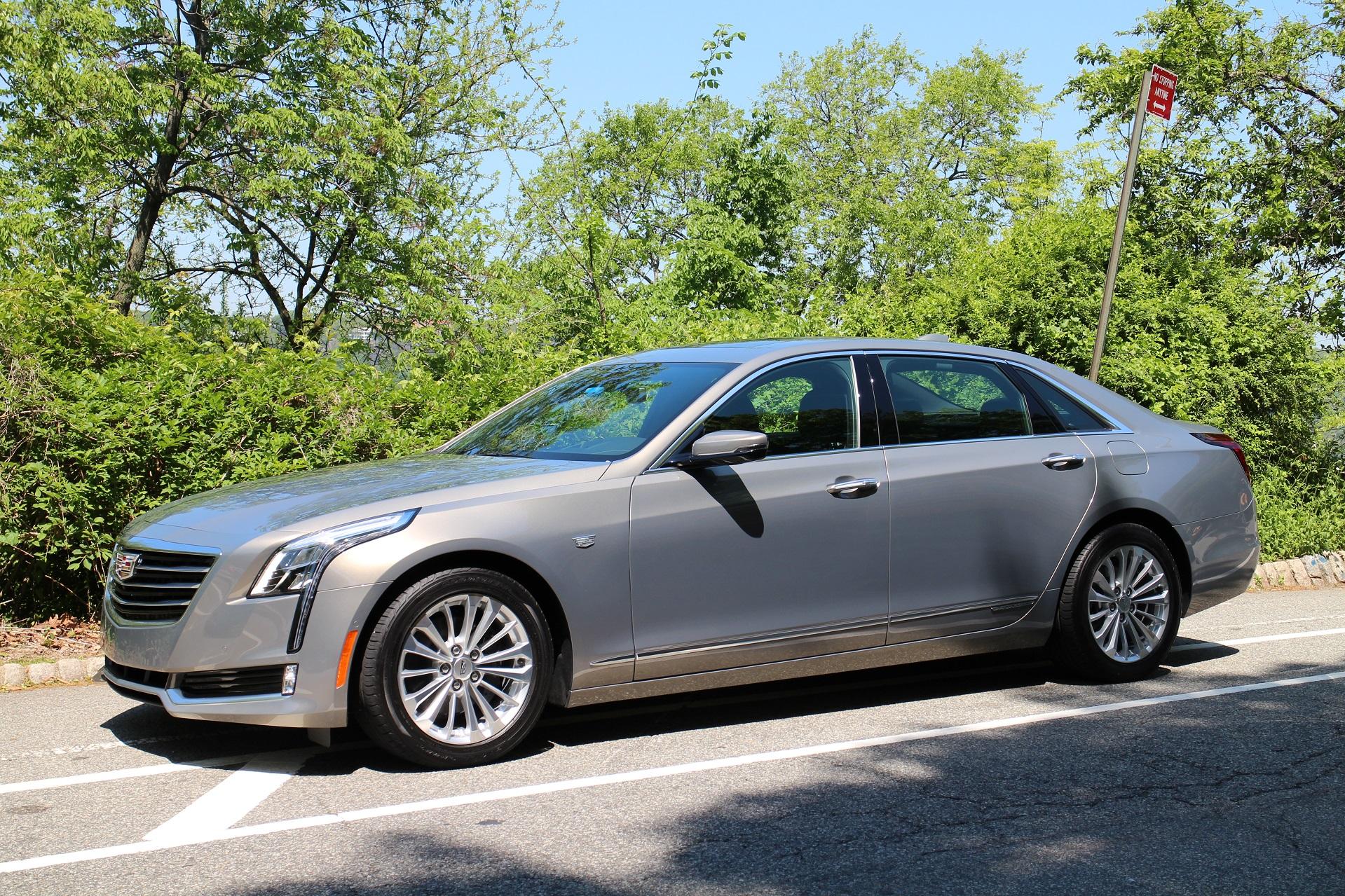 Cadillac 2017 Ct6 Plug In Autos Post