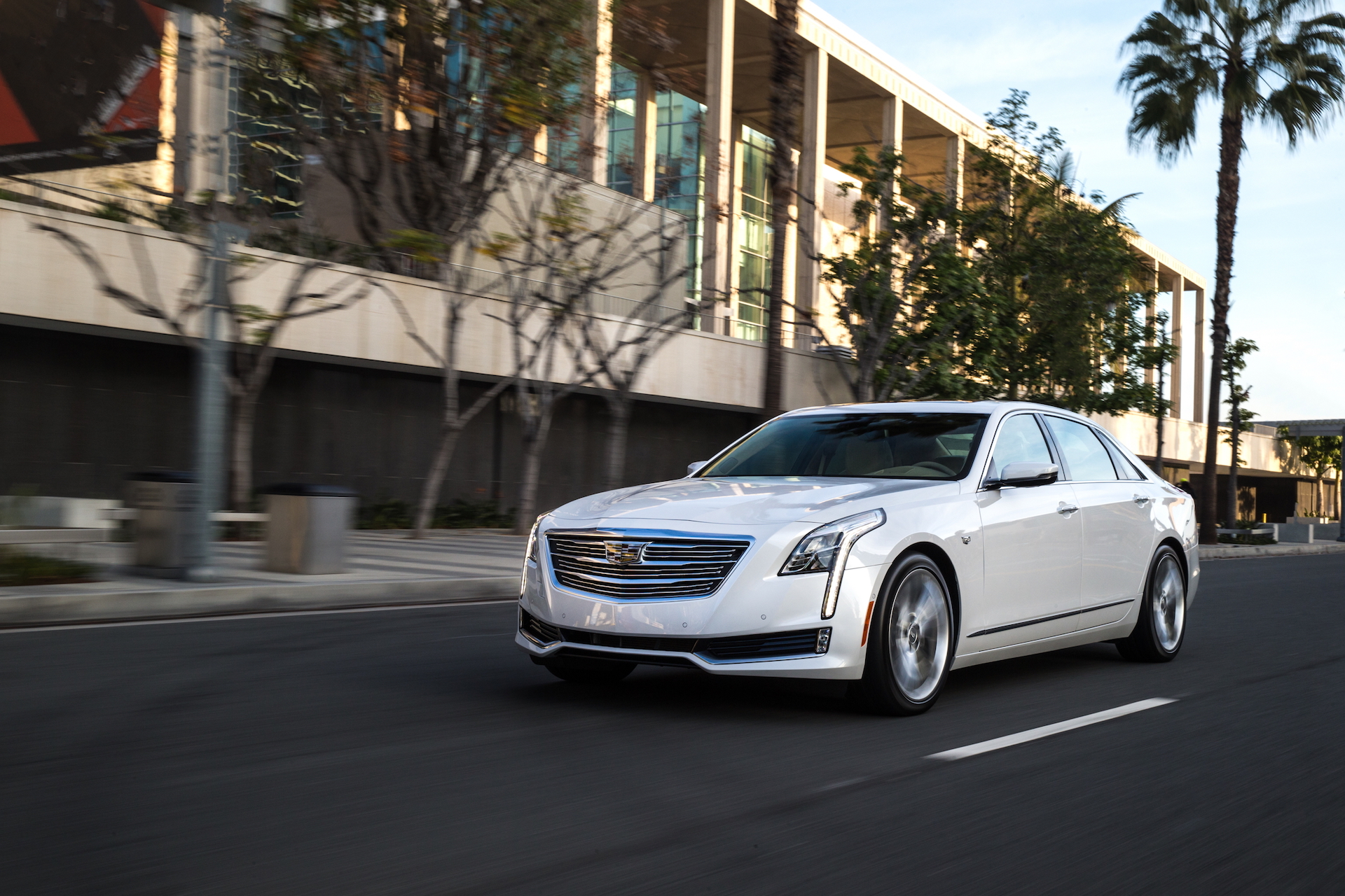 2017 cadillac ct6 review ratings specs prices and photos the car connection. Black Bedroom Furniture Sets. Home Design Ideas