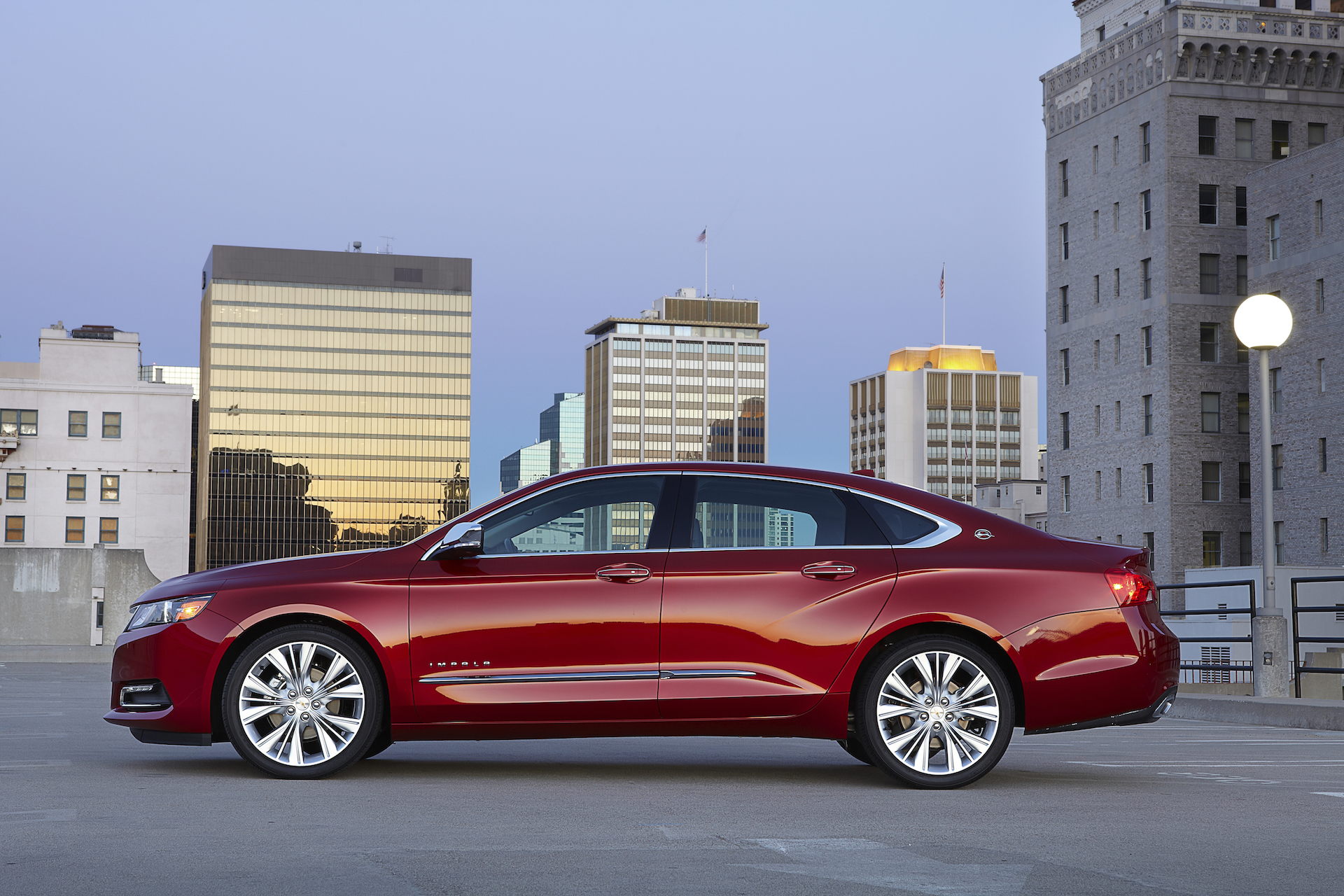 2017 Chevrolet Impala Chevy Features Review The Car
