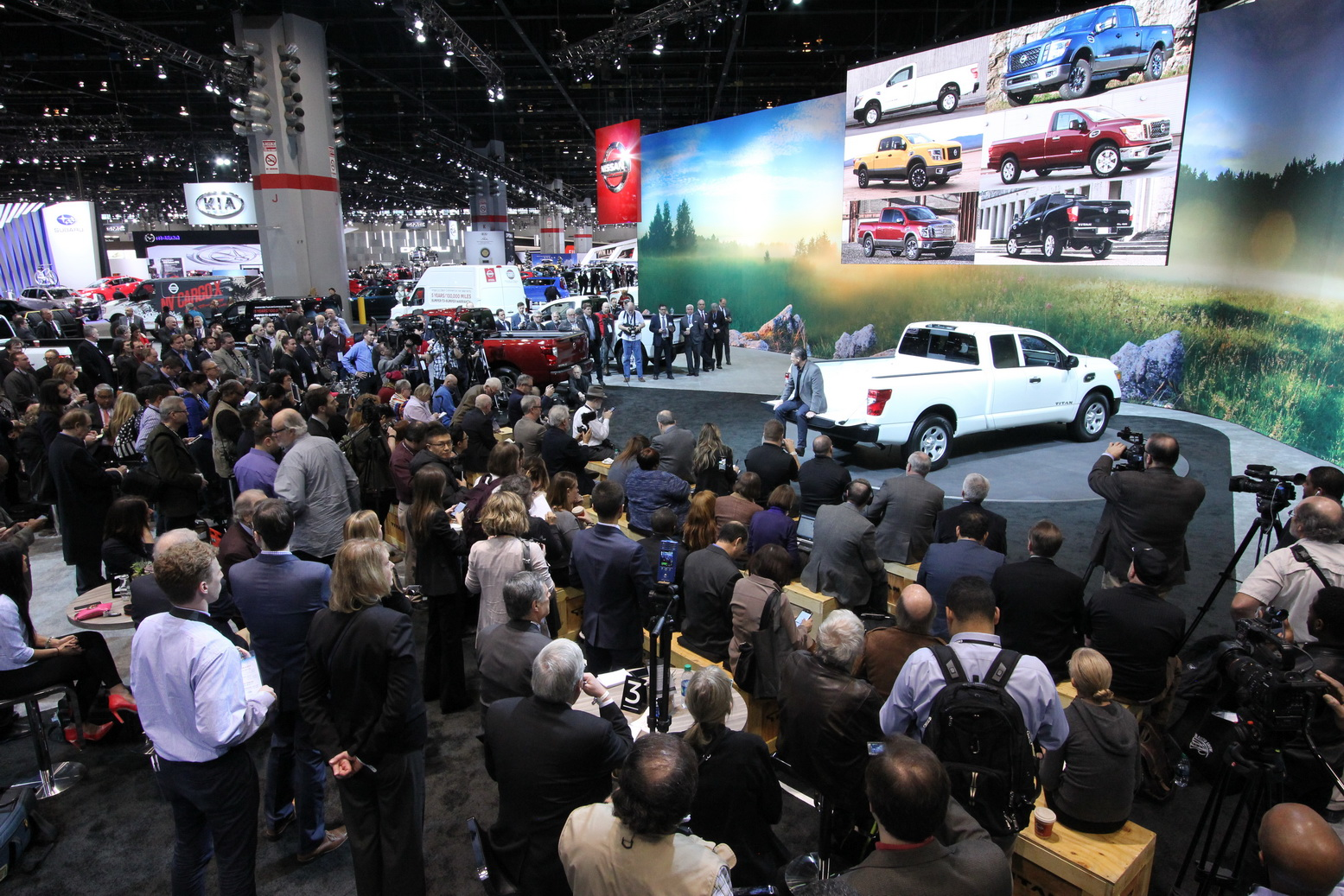 2017 Chicago Auto Show: What We Liked, And What We Didn't