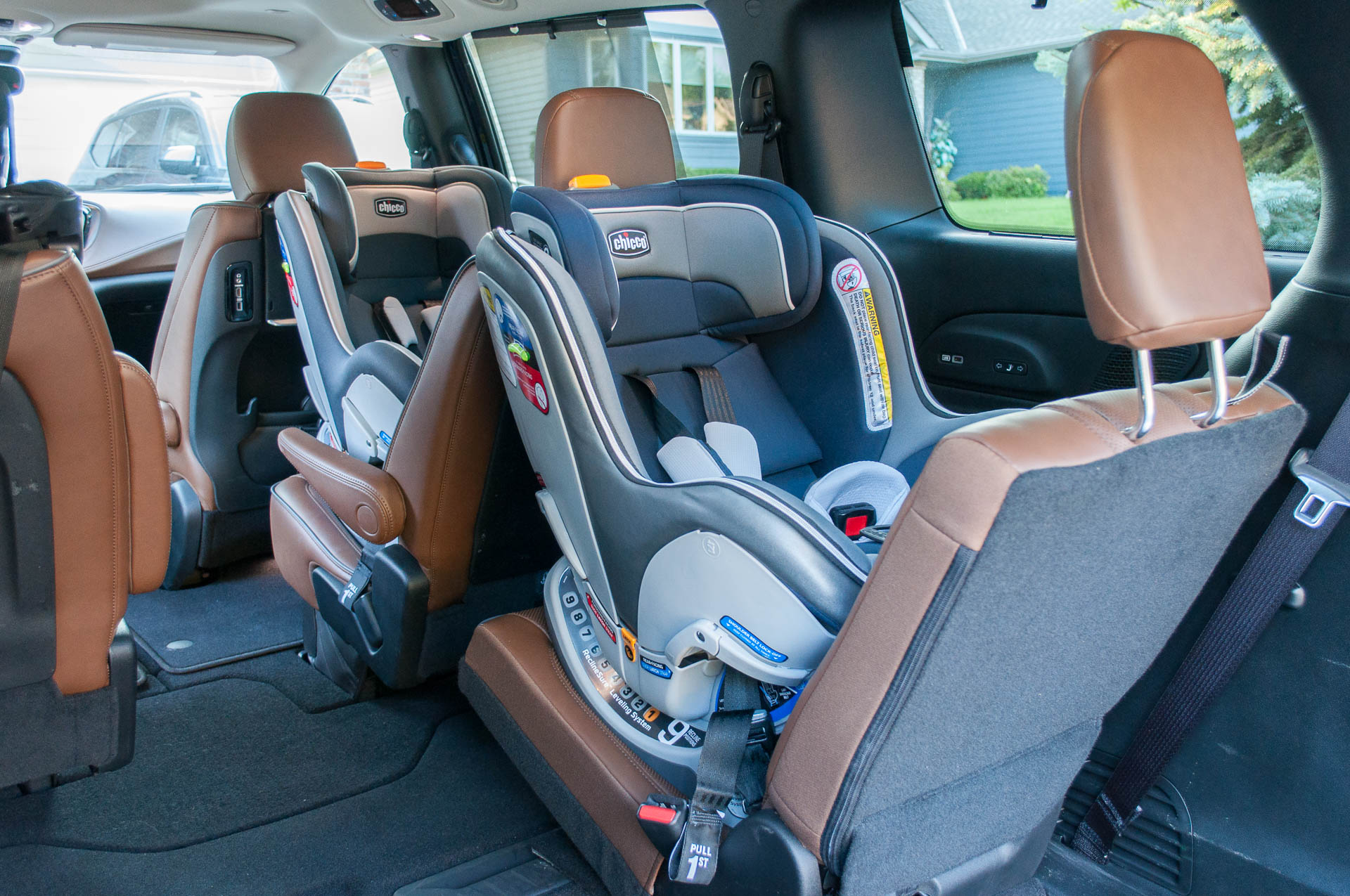 2017 Chrysler Pacifica Limited Long Term Road Test