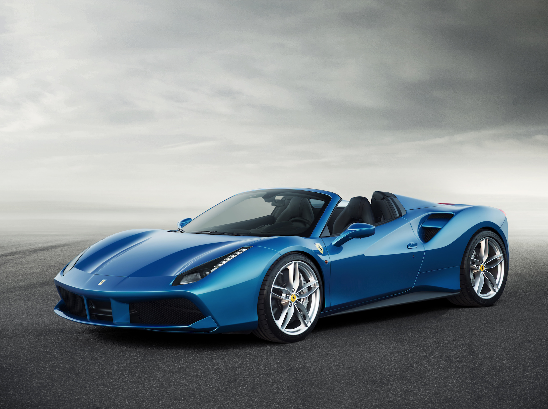 2017 ferrari 488 gtb review ratings specs prices and. Black Bedroom Furniture Sets. Home Design Ideas