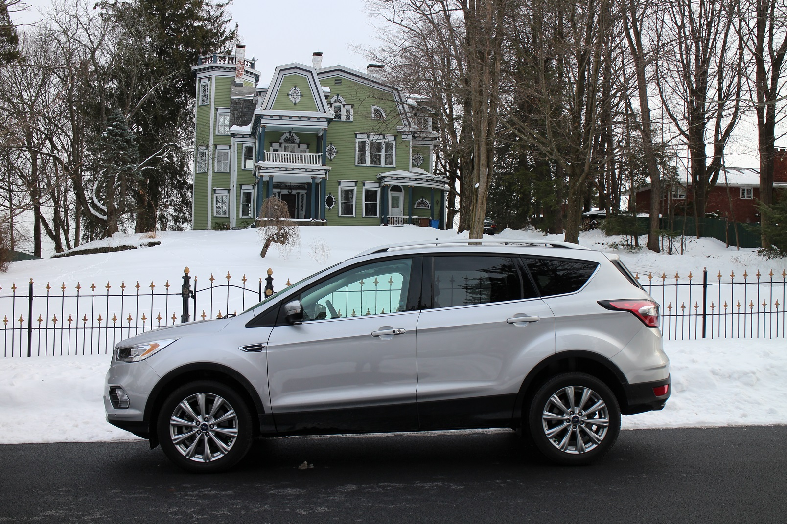 Plug In Hybrids >> 2017 Ford Escape AWD 1.5-liter gas mileage review