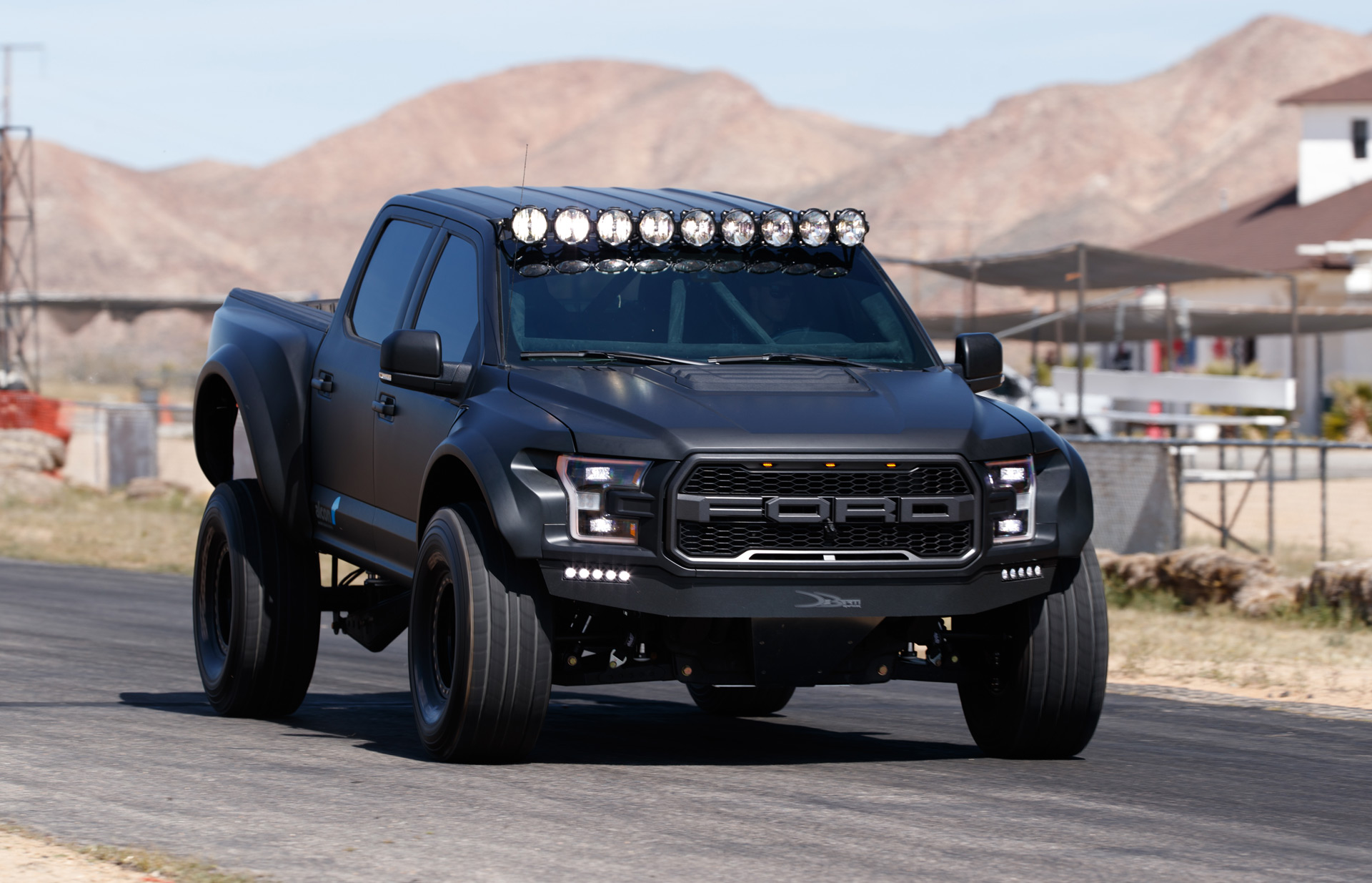 alcon has a powerful brake upgrade for the ford f 150 raptor. Black Bedroom Furniture Sets. Home Design Ideas