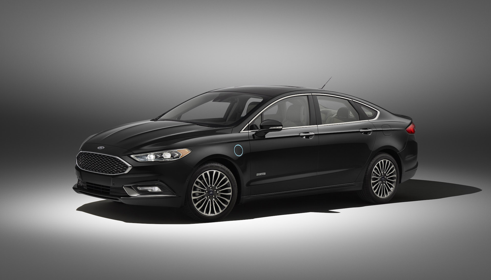 2017 Ford Fusion Energi Electric Range Rises To 22 Miles