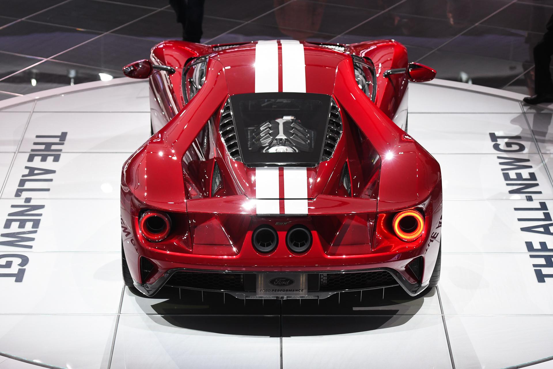 2018 McLaren 720S, 2018 Dodge Challenger SRT Demon, 2017 Ford GT: The ...
