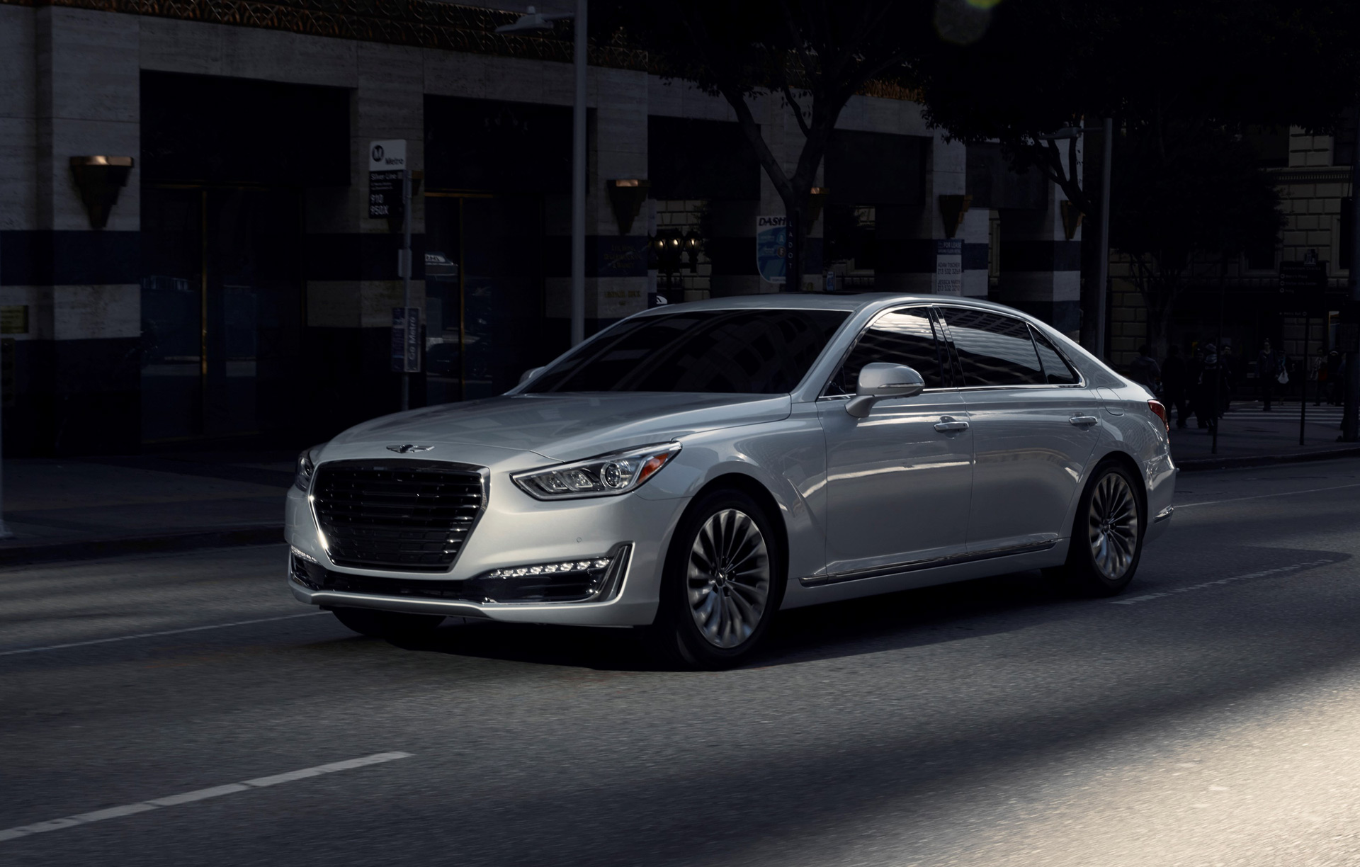 Mazda Colorado Springs >> 2017 Genesis G90 Review, Ratings, Specs, Prices, and ...