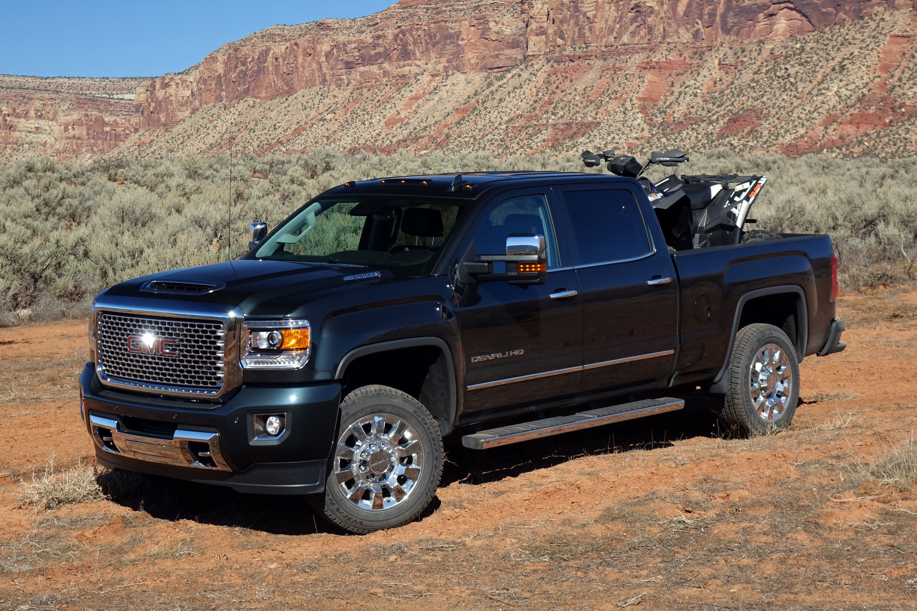 First Drive 2017 Gmc Sierra 2500hd Duramax