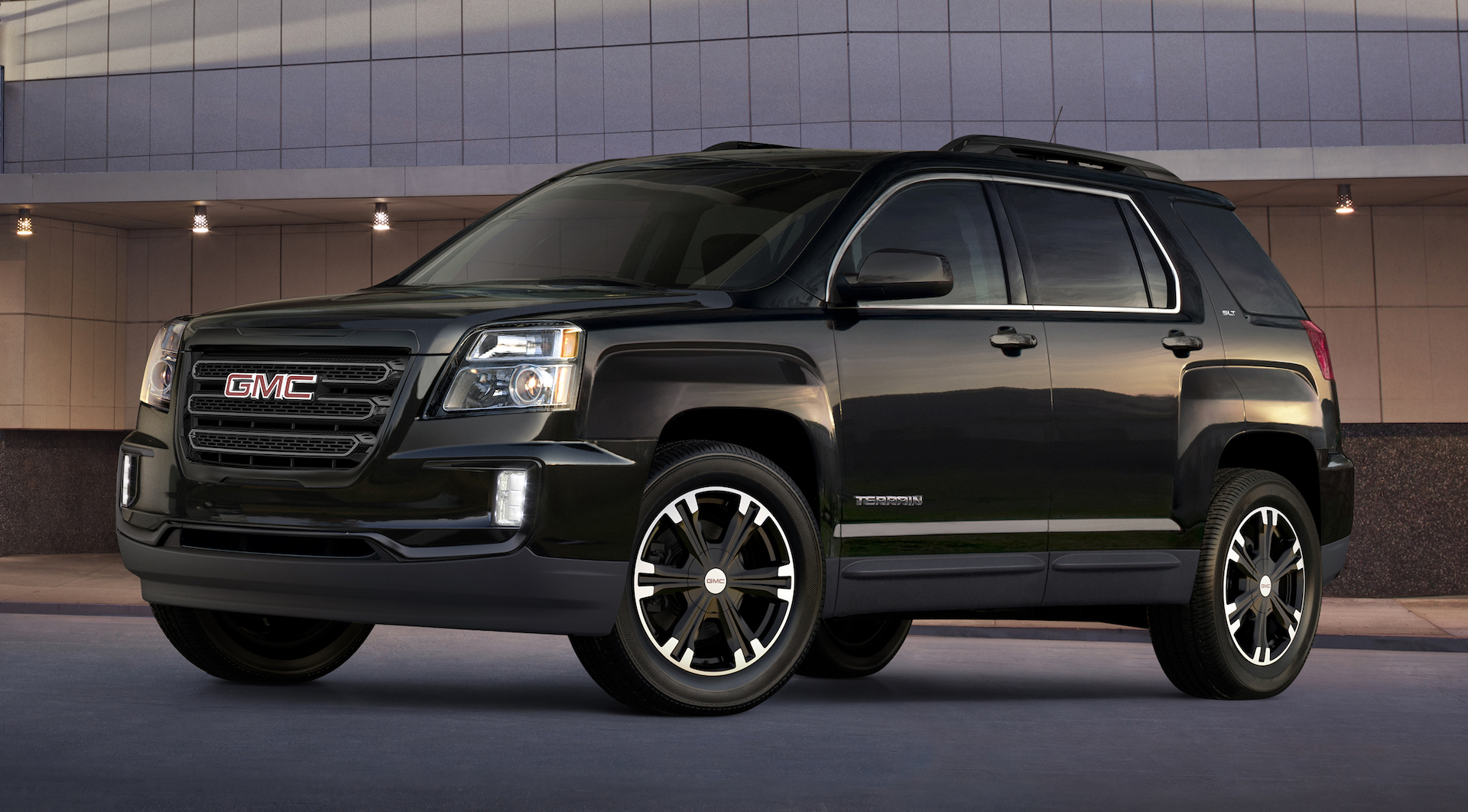 2017 Gmc Terrain Styling Review The Car Connection