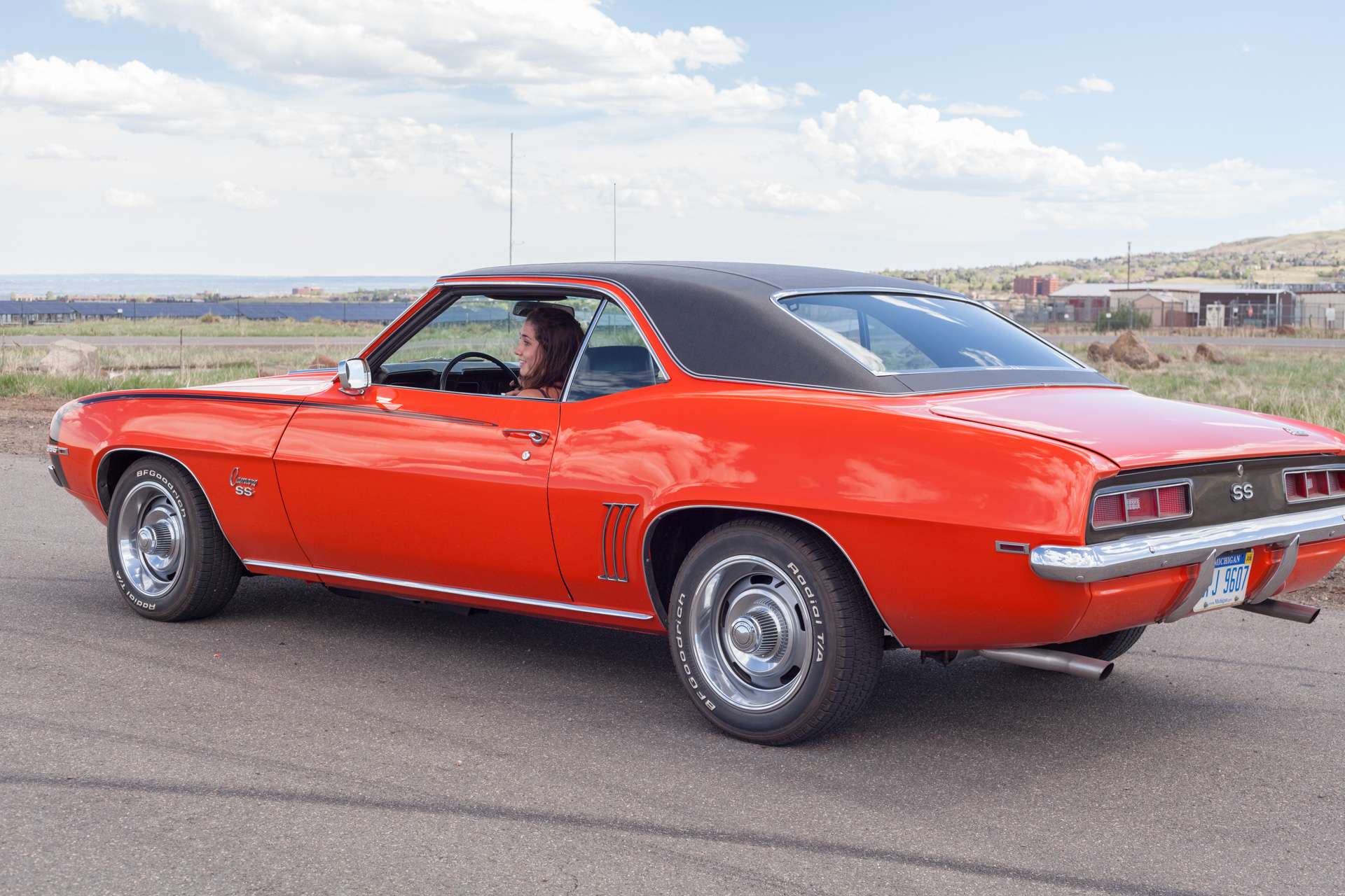 Hagerty launches new car sharing service to rent classic cars