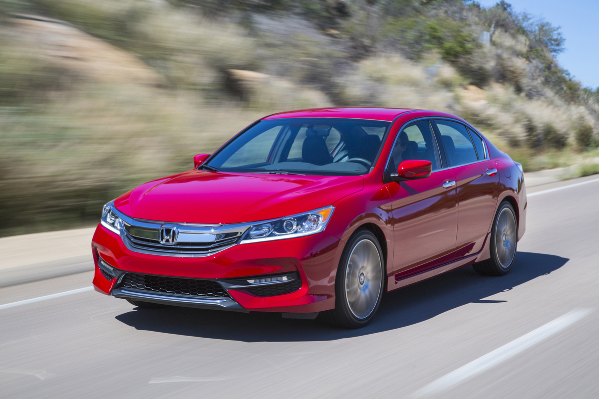 2017 Honda Accord Sedan Styling Review The Car Connection
