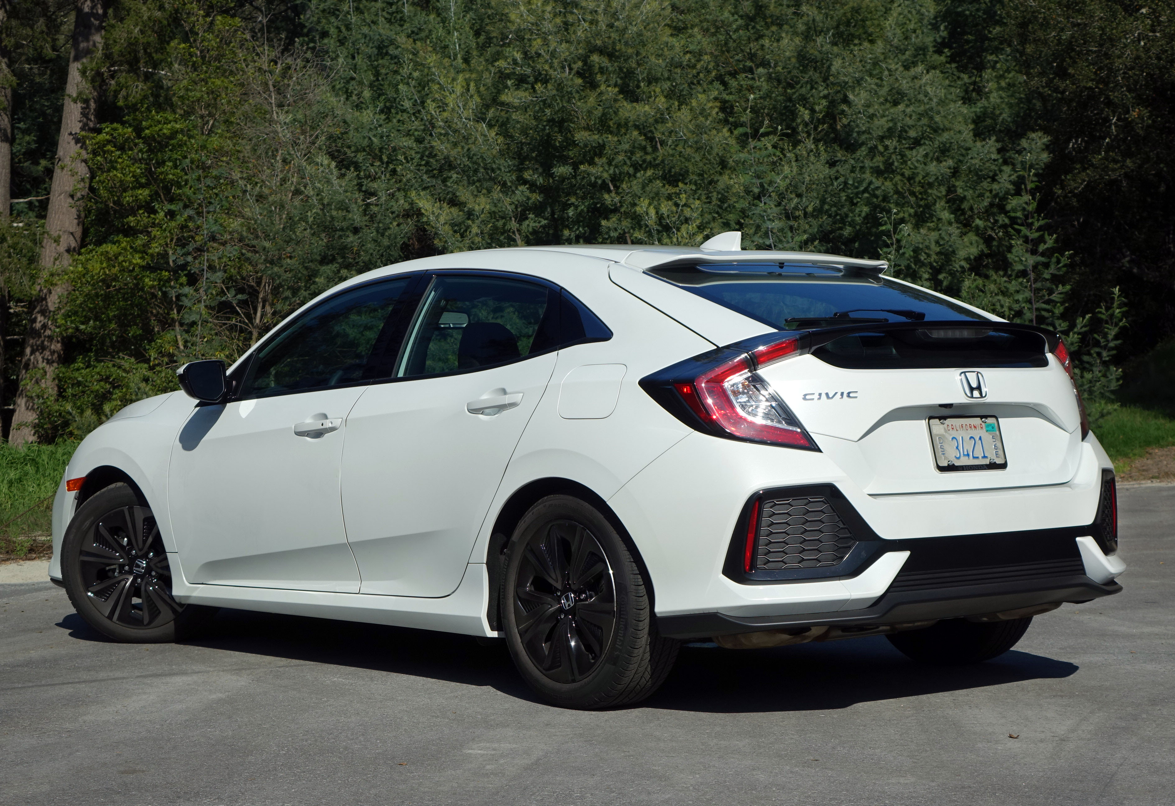 2017 Honda Civic Hatchback first drive: Doing more with less
