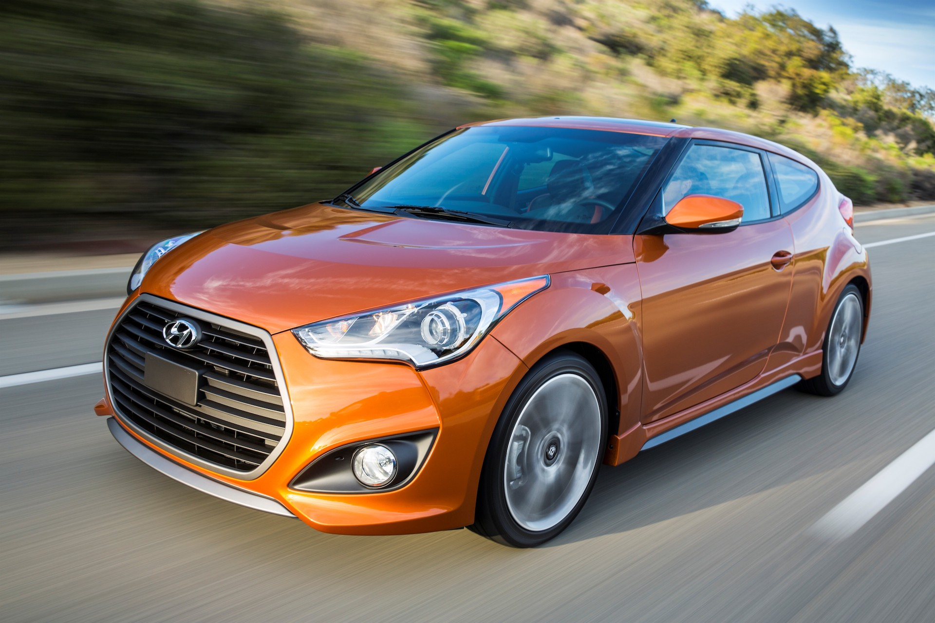 2017 hyundai veloster gas mileage the car connection. Black Bedroom Furniture Sets. Home Design Ideas