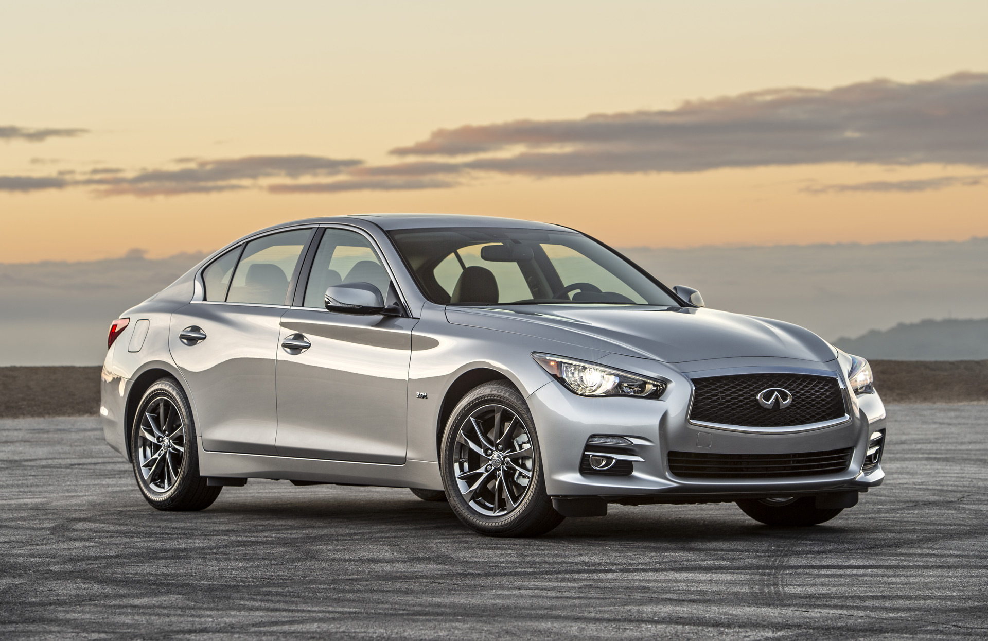 Infiniti Q50 And Qx80 Get Signature Special Editions