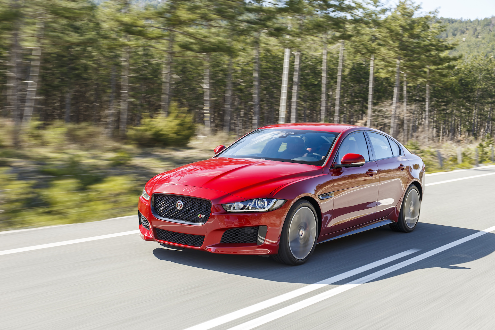 2017 jaguar xe review ratings specs prices and photos the car connection. Black Bedroom Furniture Sets. Home Design Ideas