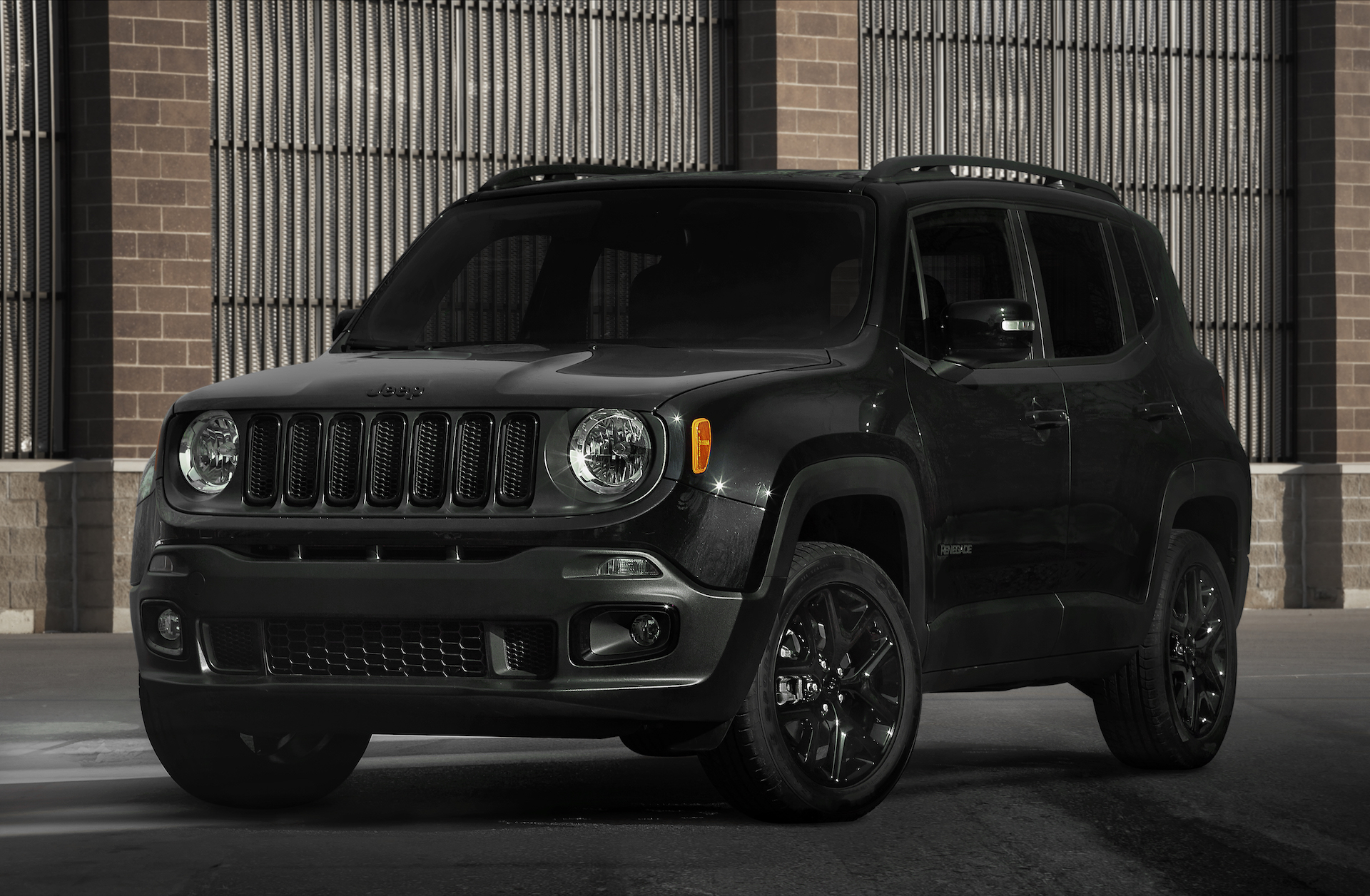 jeep renegade altitude deserthawk to bow at the 2016 la auto show. Black Bedroom Furniture Sets. Home Design Ideas