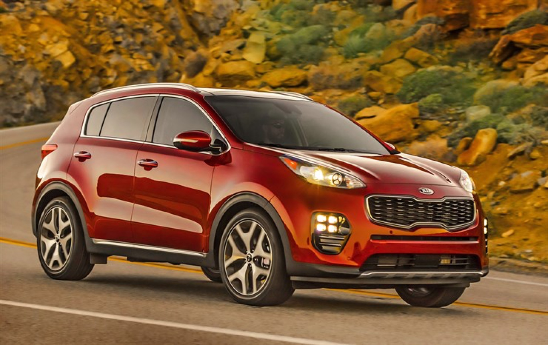 2017 kia sportage review ratings specs prices and photos the car connection. Black Bedroom Furniture Sets. Home Design Ideas